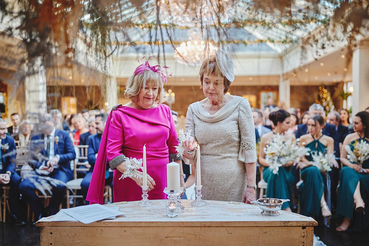 Tankardstown House Winter Wedding Ceremony? 65