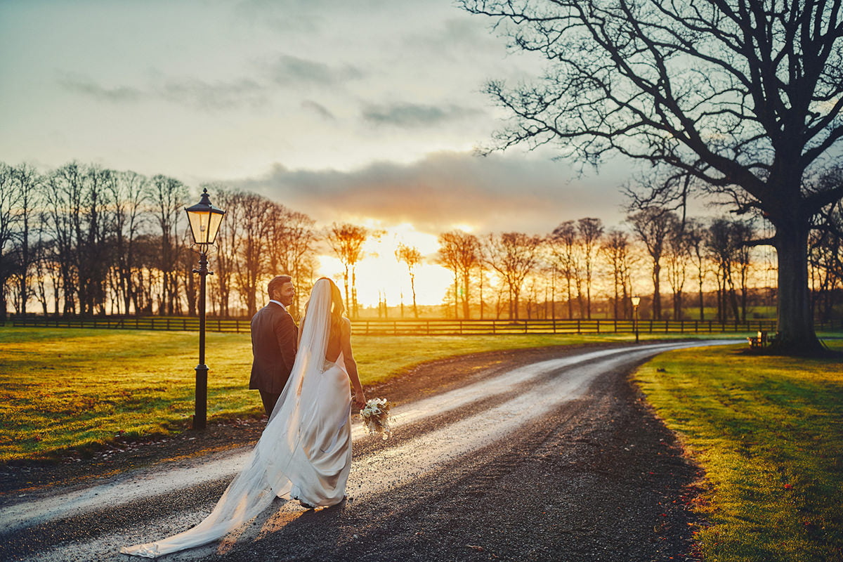 Tankardstown House Winter Wedding Ceremony? 93