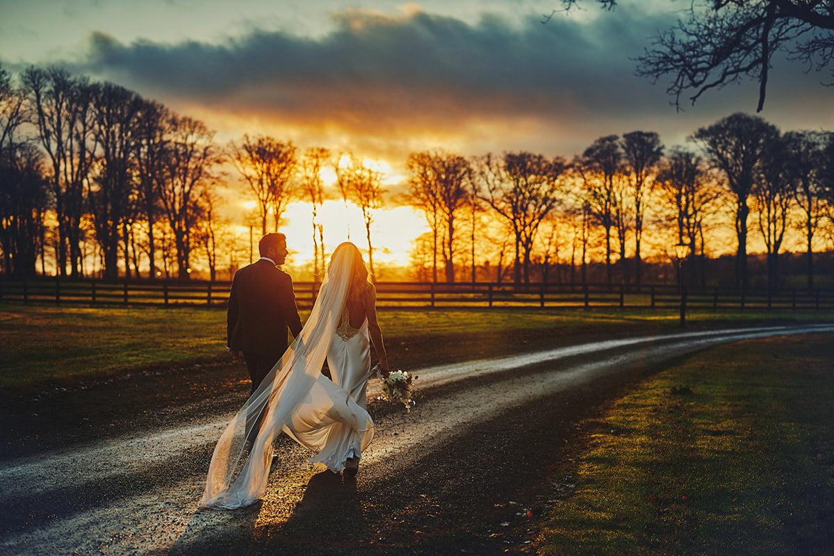 Tankardstown House Winter Wedding Ceremony? 94