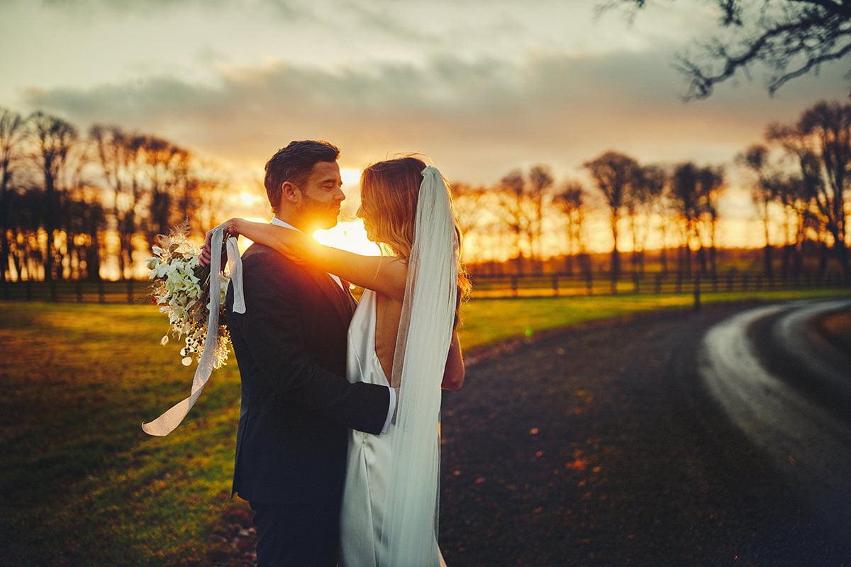 Tankardstown House Winter Wedding Ceremony? 95