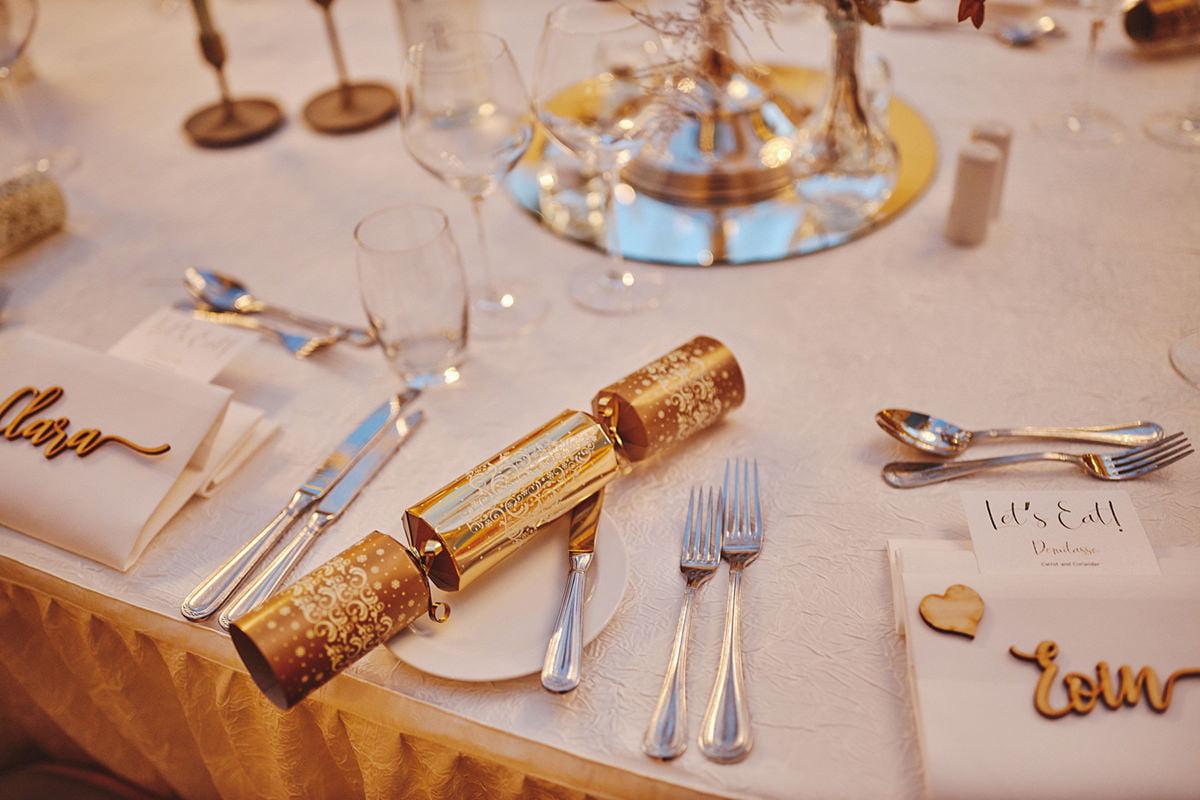 Tankardstown House Winter Wedding Ceremony? 103