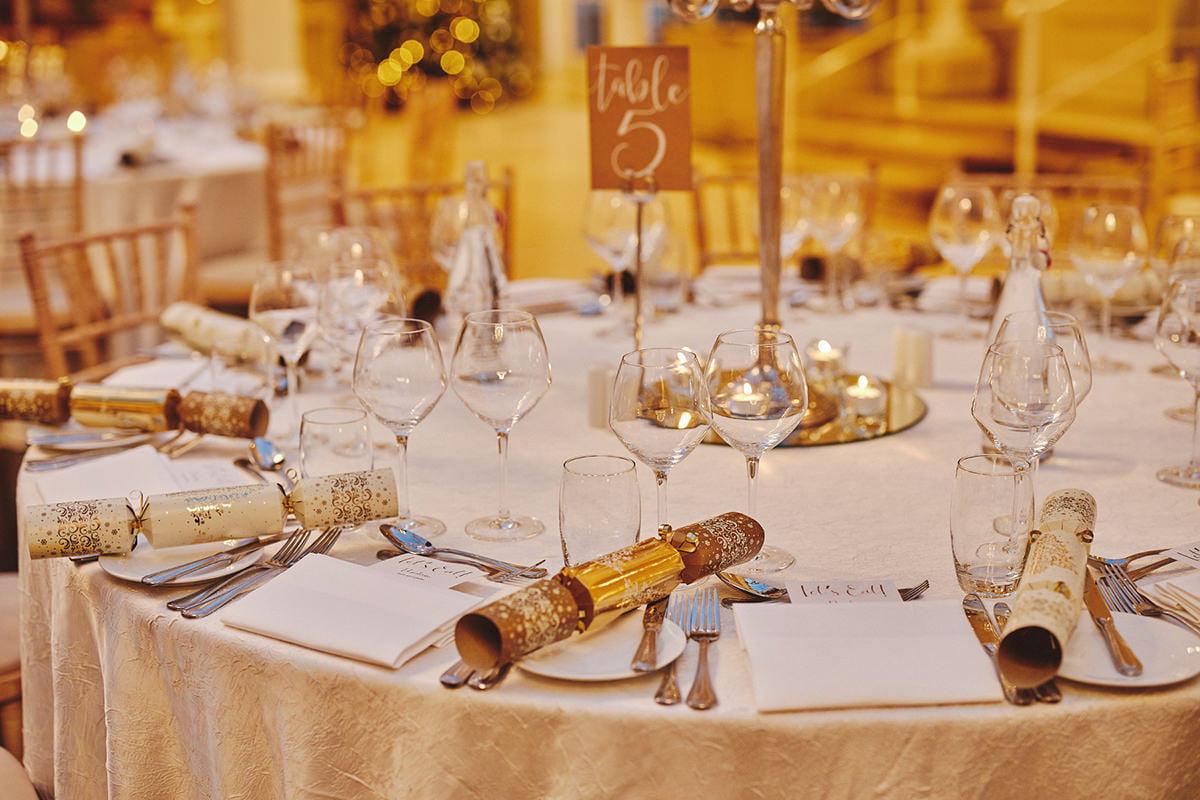 Tankardstown House Winter Wedding Ceremony? 104