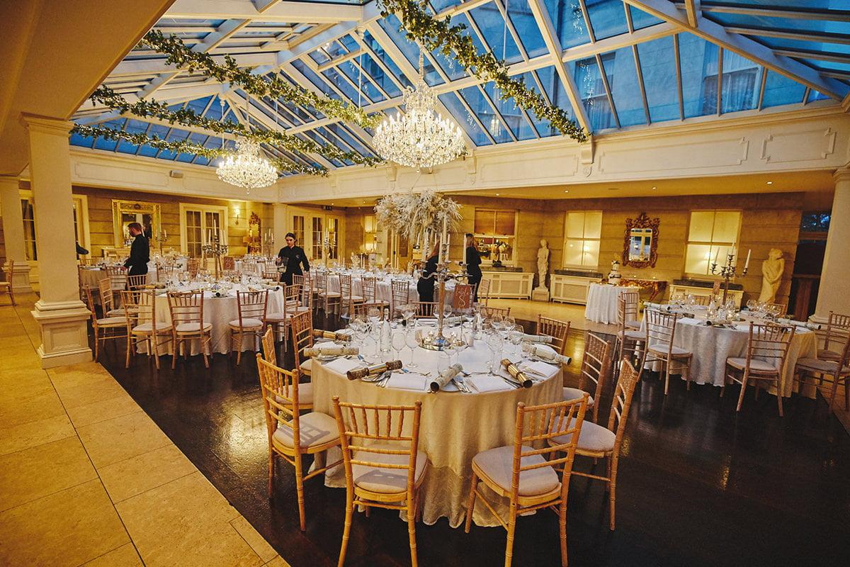 Tankardstown House Winter Wedding Ceremony? 107