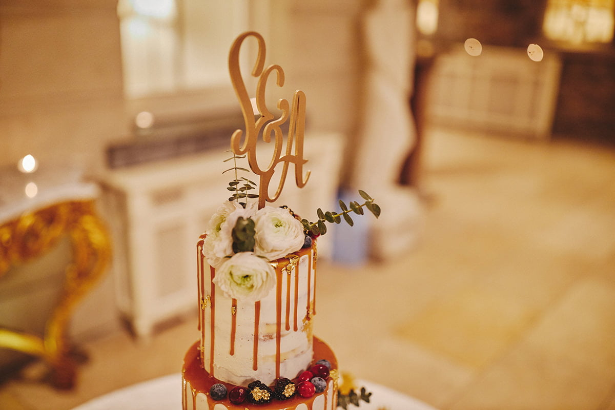 Tankardstown House Winter Wedding Ceremony? 109