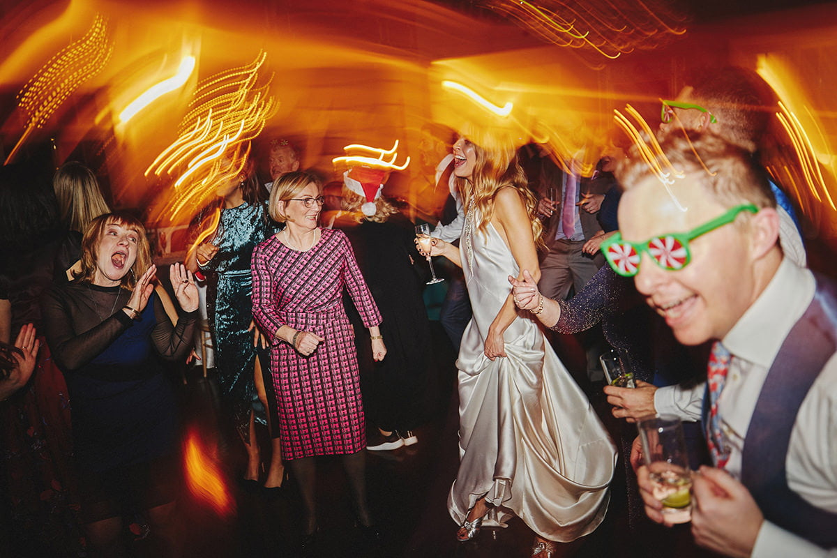 Tankardstown House Winter Wedding Ceremony? 137
