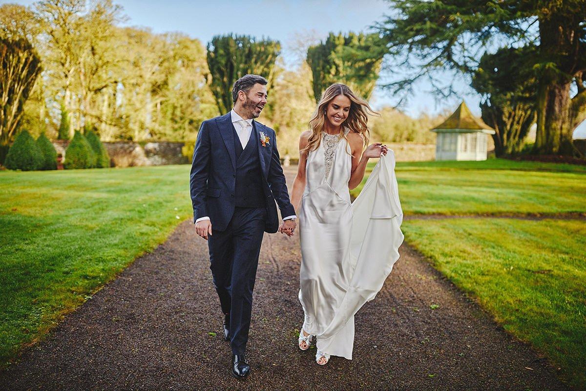 Tankardstown House Winter Wedding Ceremony? 5