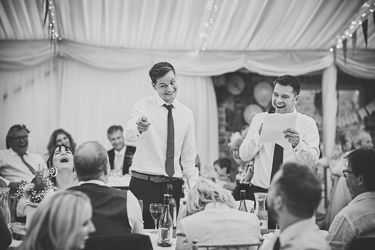 Guide for the Perfect Wedding Speech 1