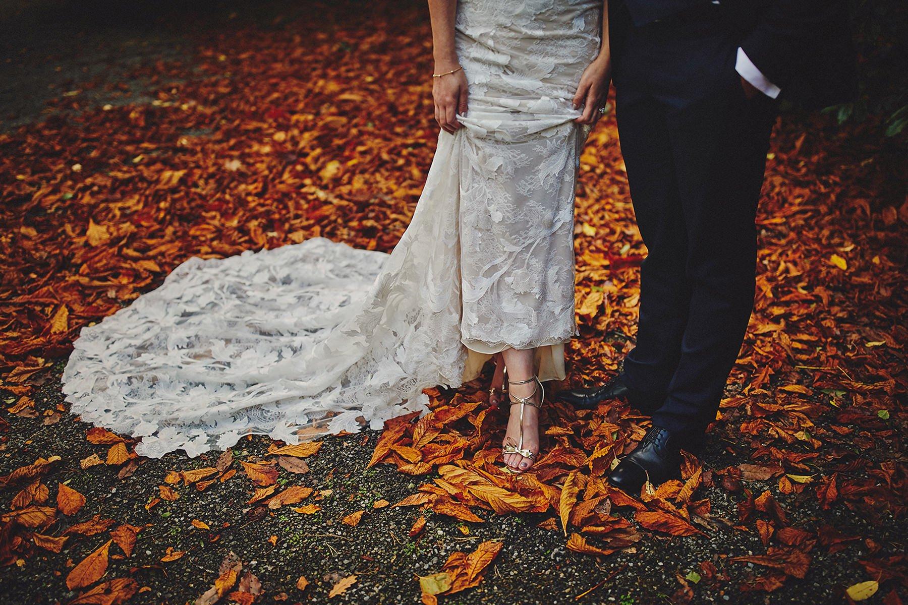 Autumn Wedding Colour Palette