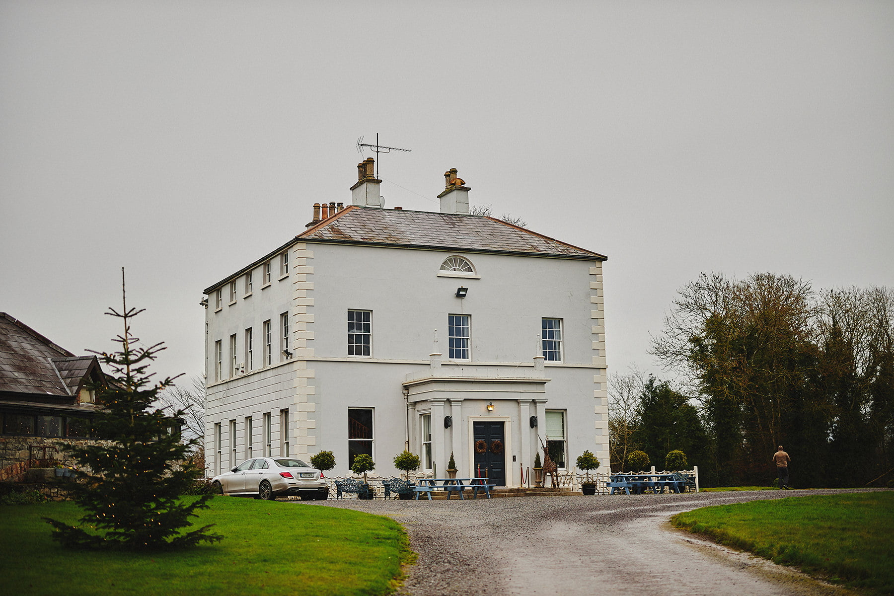 Boyne Hill House - Stunning Small Wedding 10