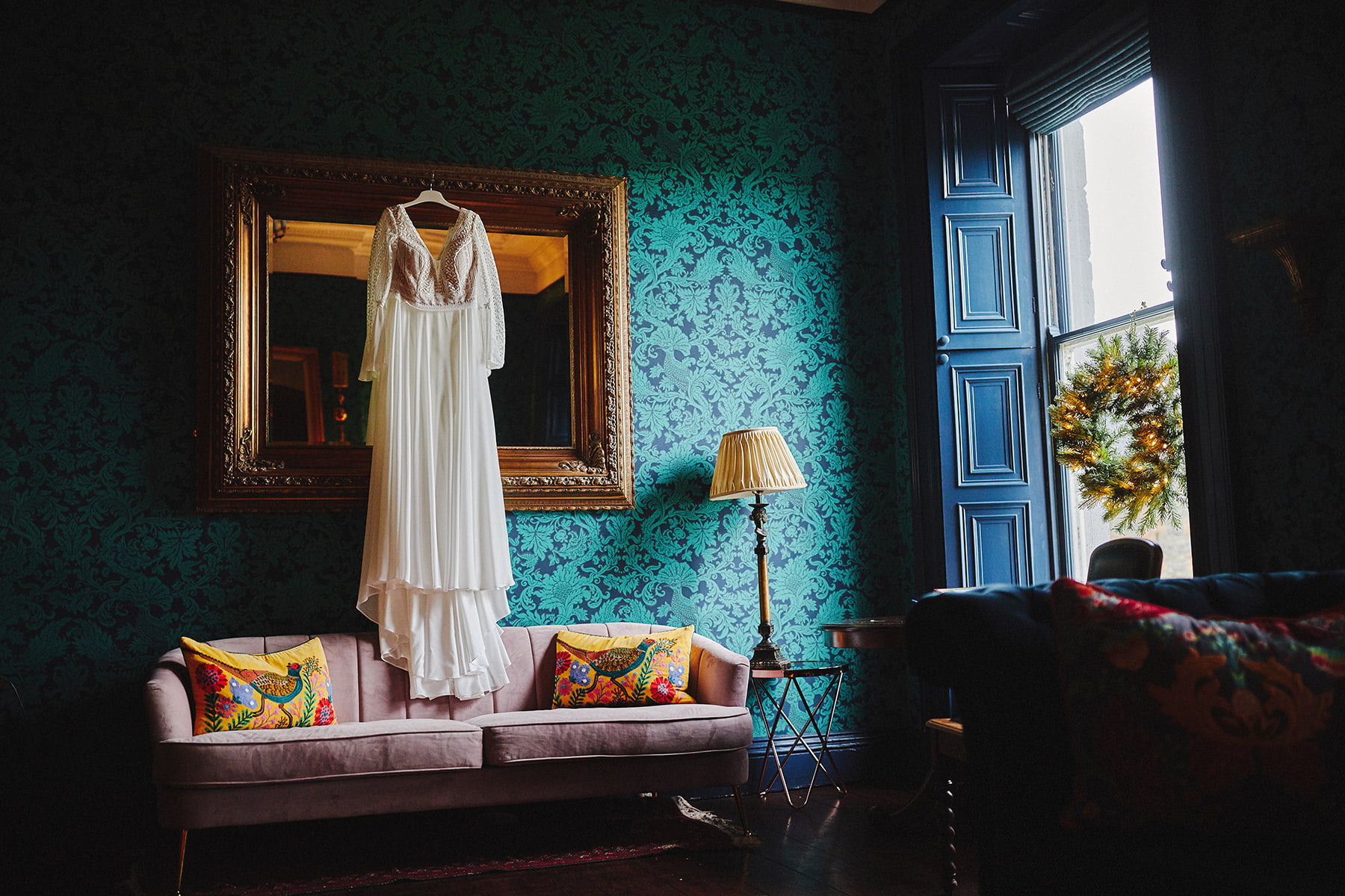 Boyne Hill House - Stunning Small Wedding 14