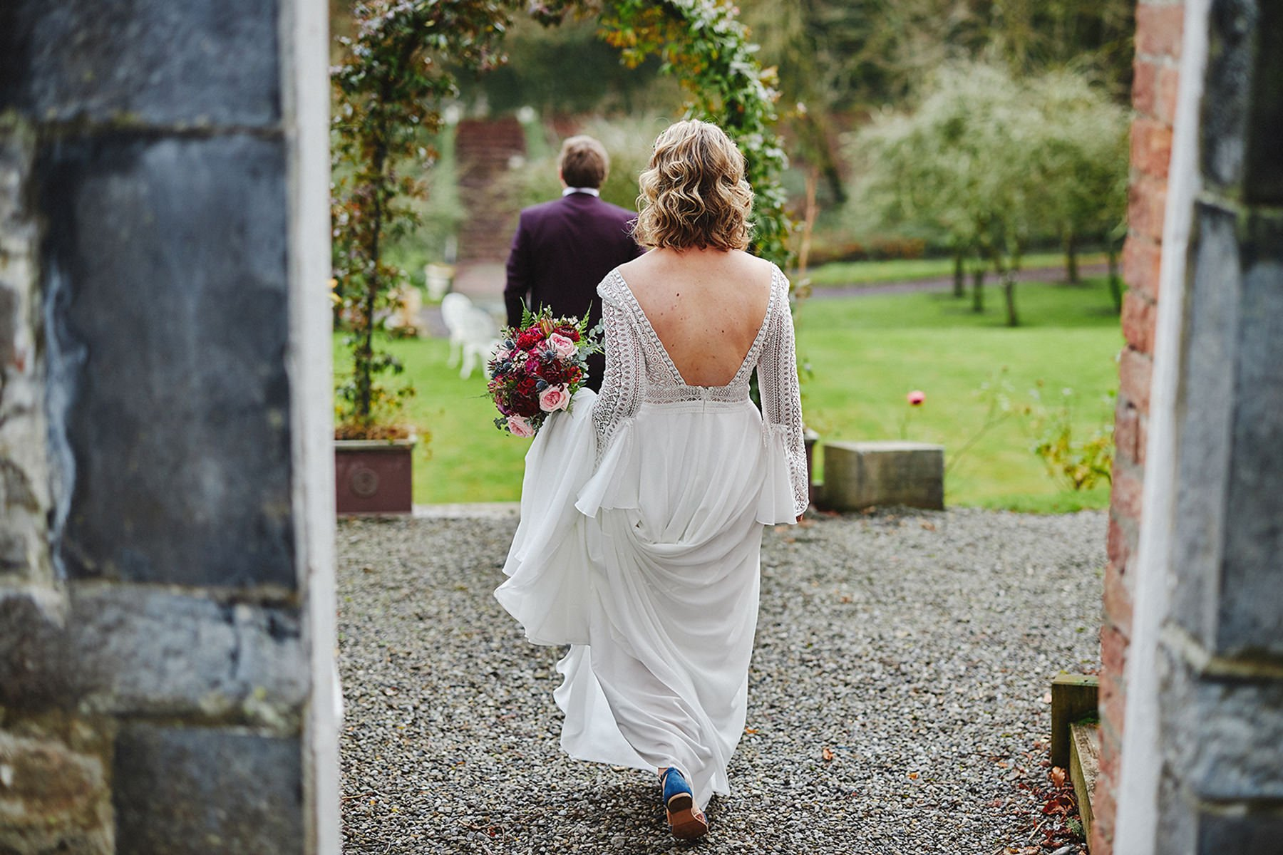 Boyne Hill House - Stunning Small Wedding 53