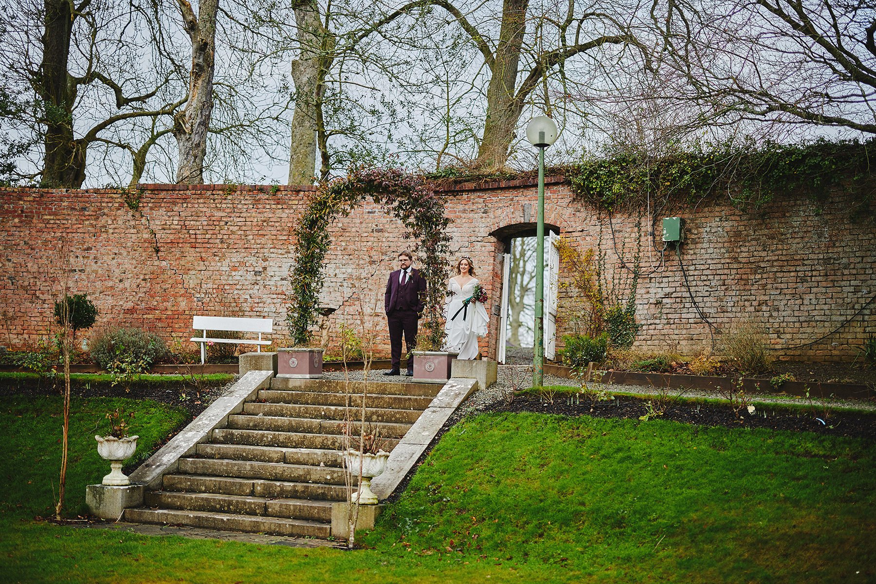 Boyne Hill House - Stunning Small Wedding 54