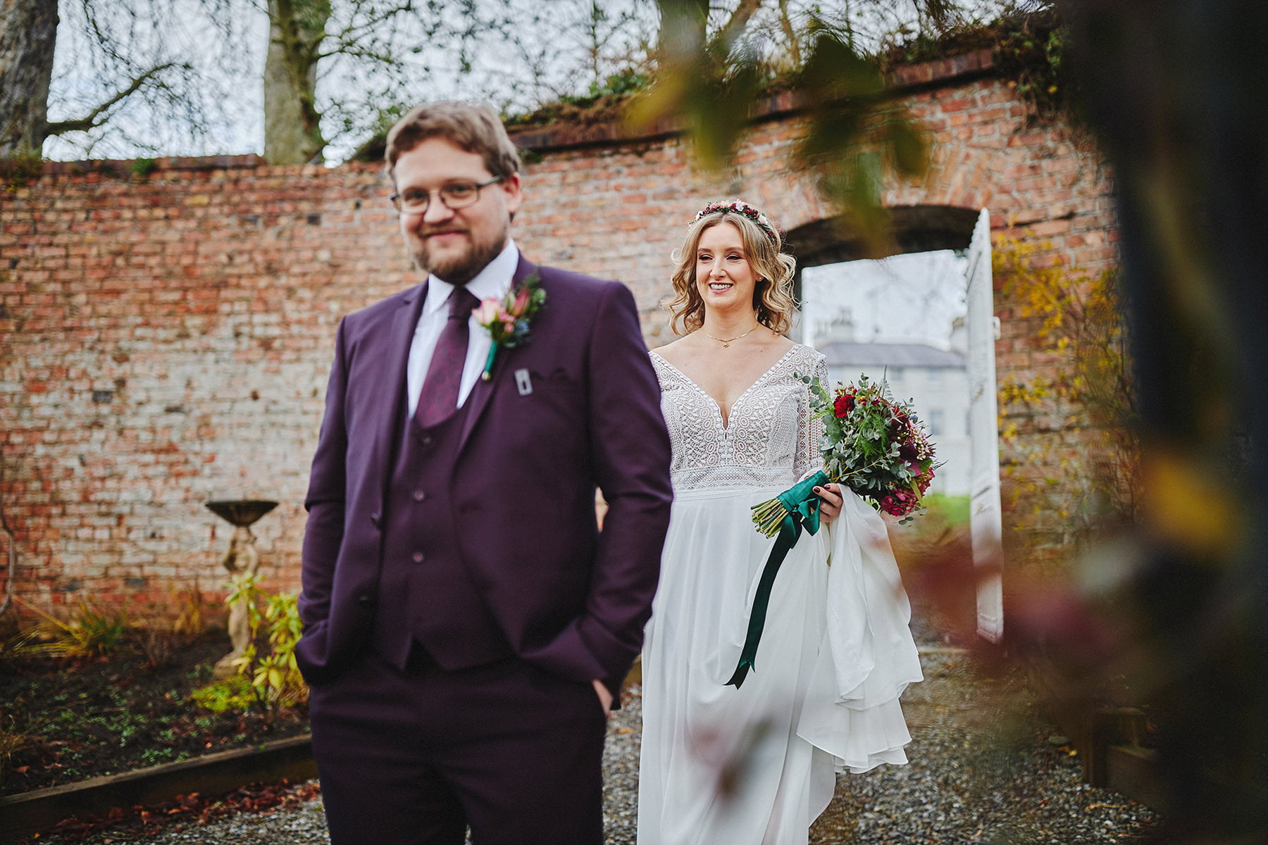 Boyne Hill House - Stunning Small Wedding 55