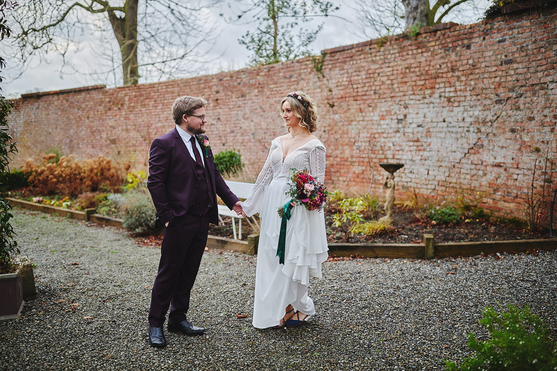 Boyne Hill House - Stunning Small Wedding 57