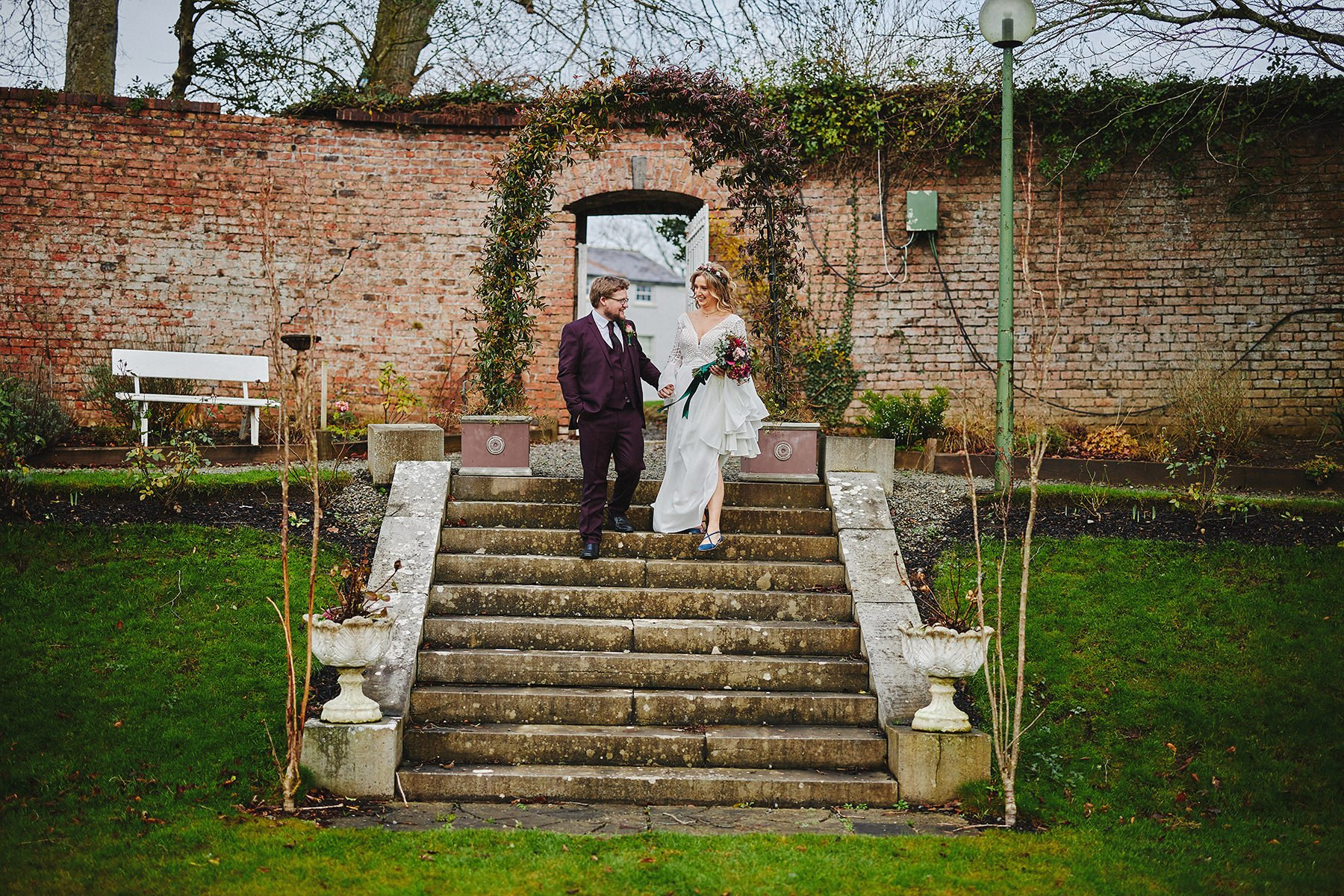 Boyne Hill House - Stunning Small Wedding 58