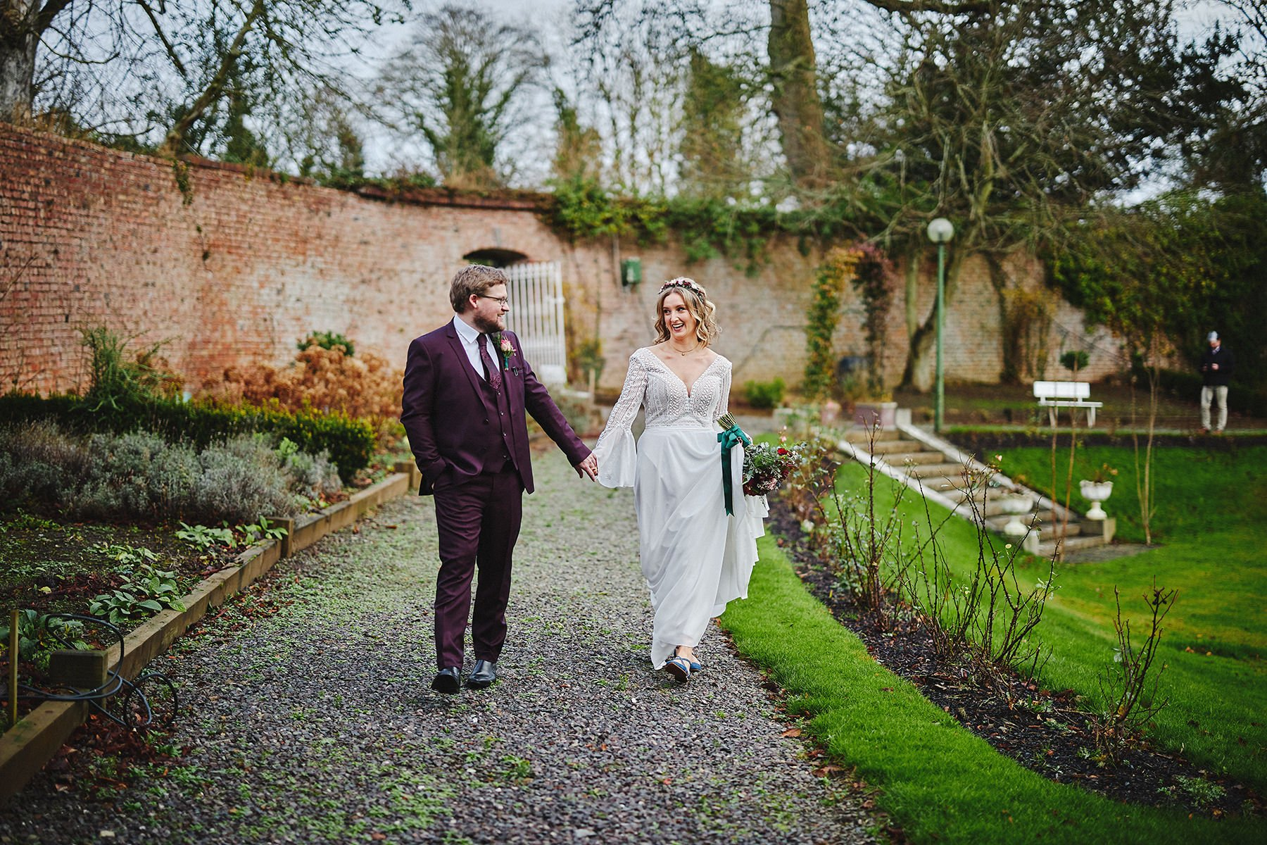 Boyne Hill House - Stunning Small Wedding 59