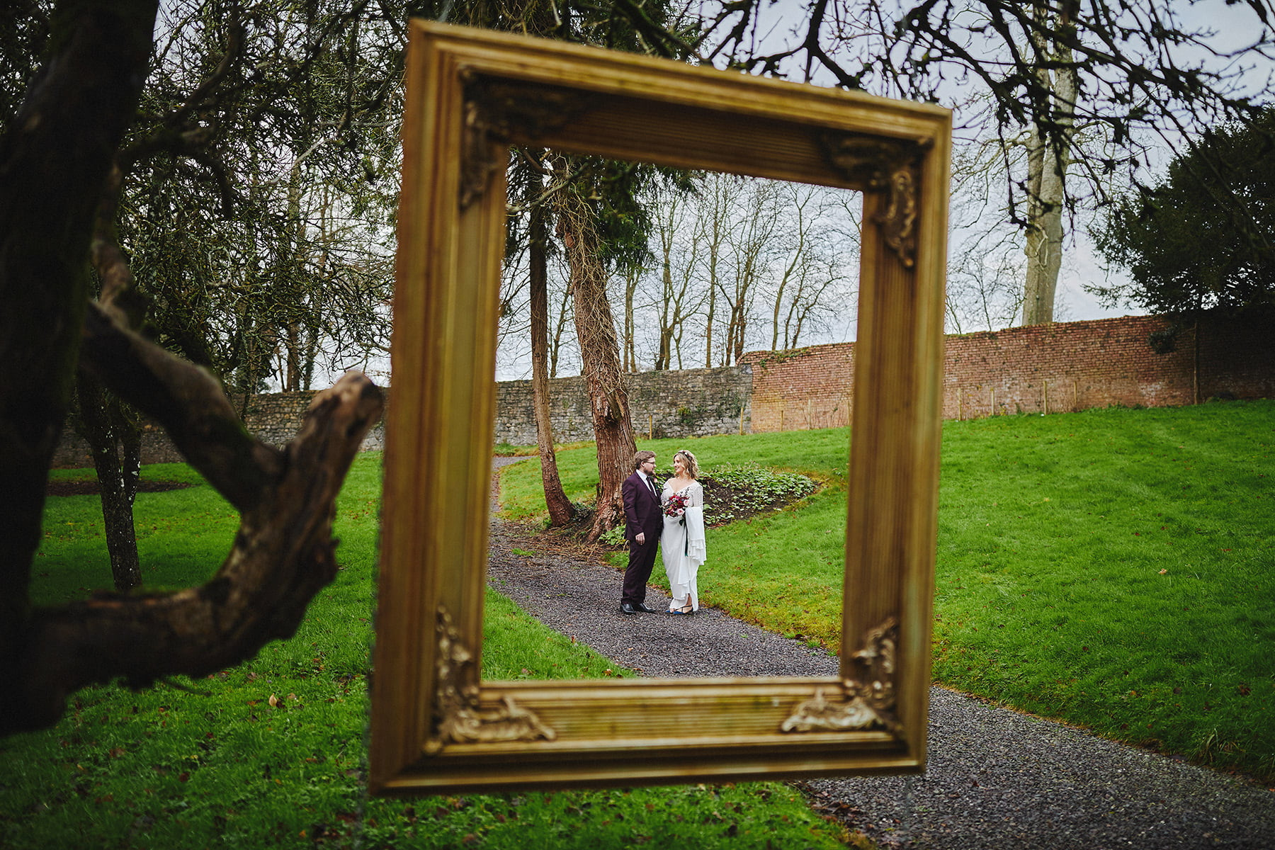 Boyne Hill House - Stunning Small Wedding 60