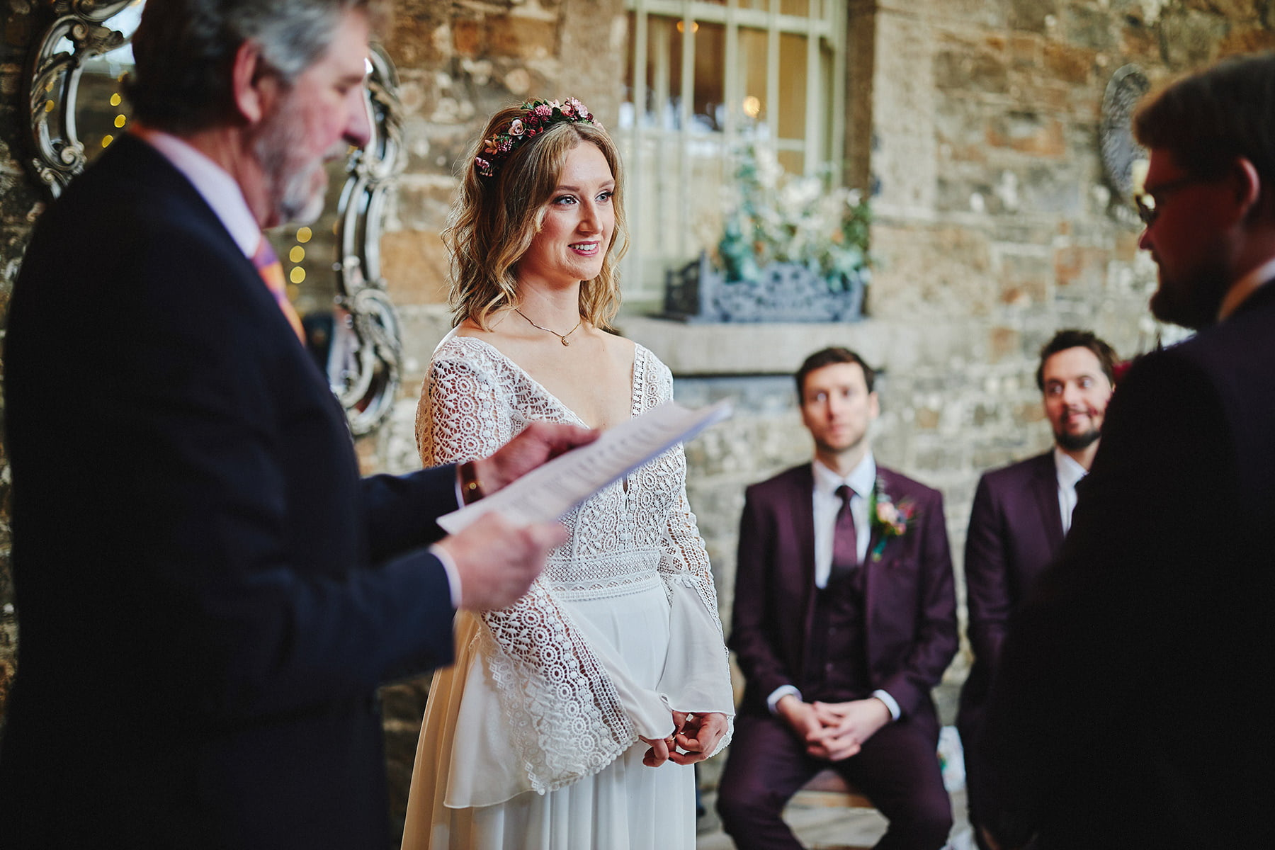 Boyne Hill House - Stunning Small Wedding 91
