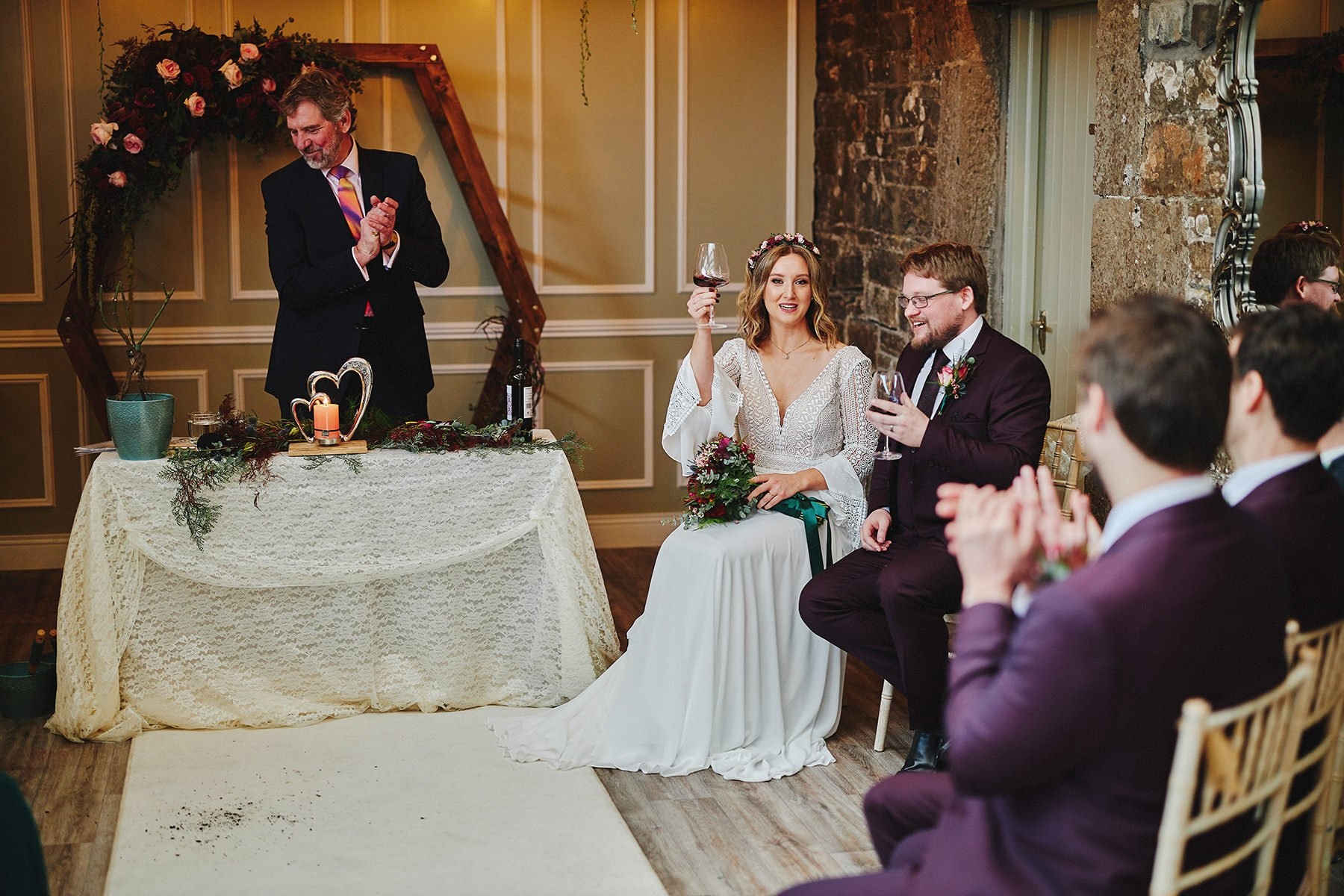 Boyne Hill House - Stunning Small Wedding 102