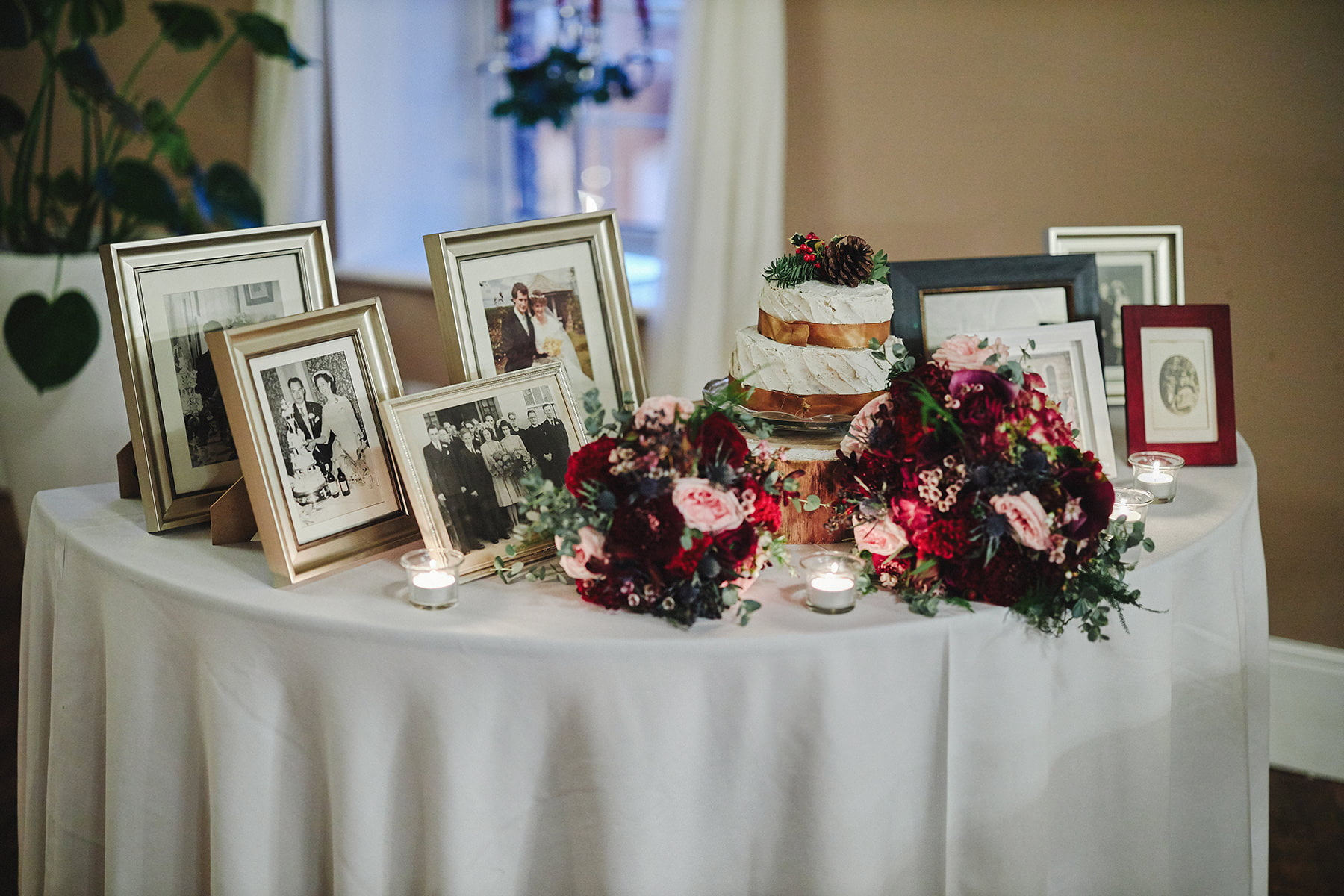 Boyne Hill House - Stunning Small Wedding 128