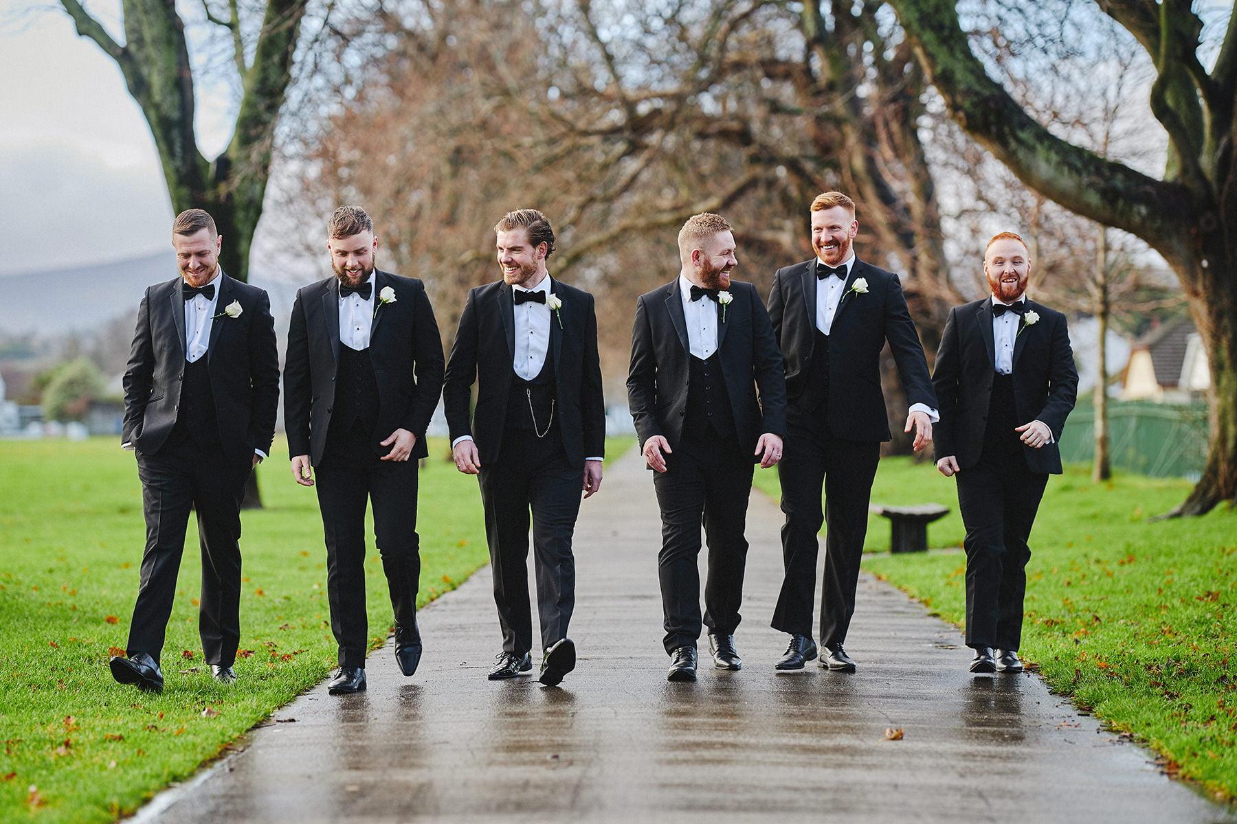 POWERSCOURT HOTEL RESORT INTIMATE WEDDING 25