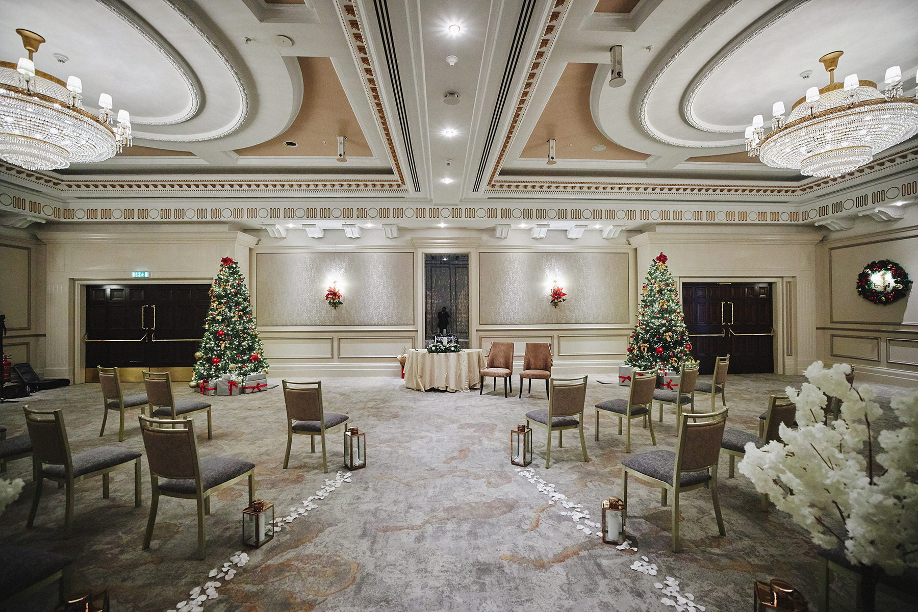 POWERSCOURT HOTEL RESORT INTIMATE WEDDING 29