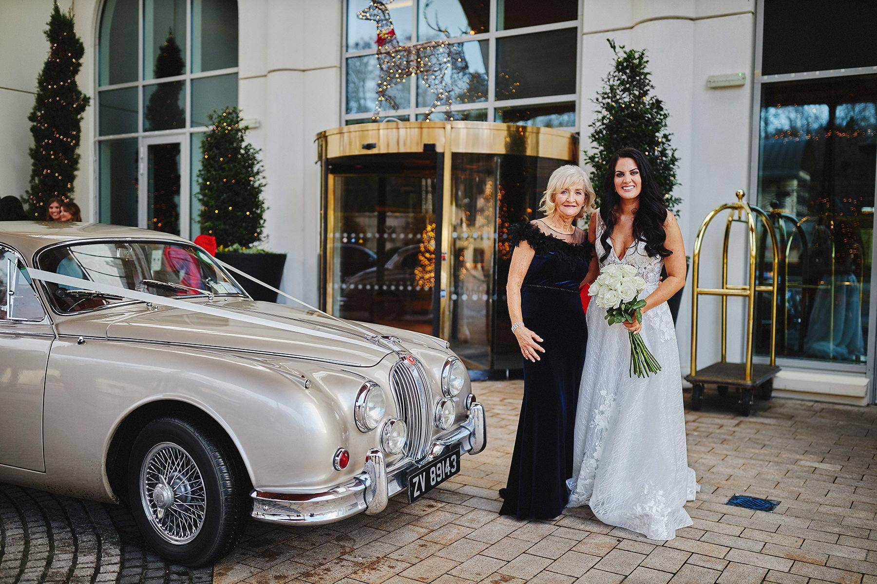 POWERSCOURT HOTEL RESORT INTIMATE WEDDING 35