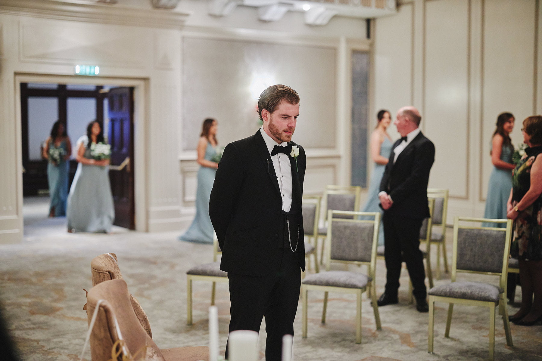 POWERSCOURT HOTEL RESORT INTIMATE WEDDING 39