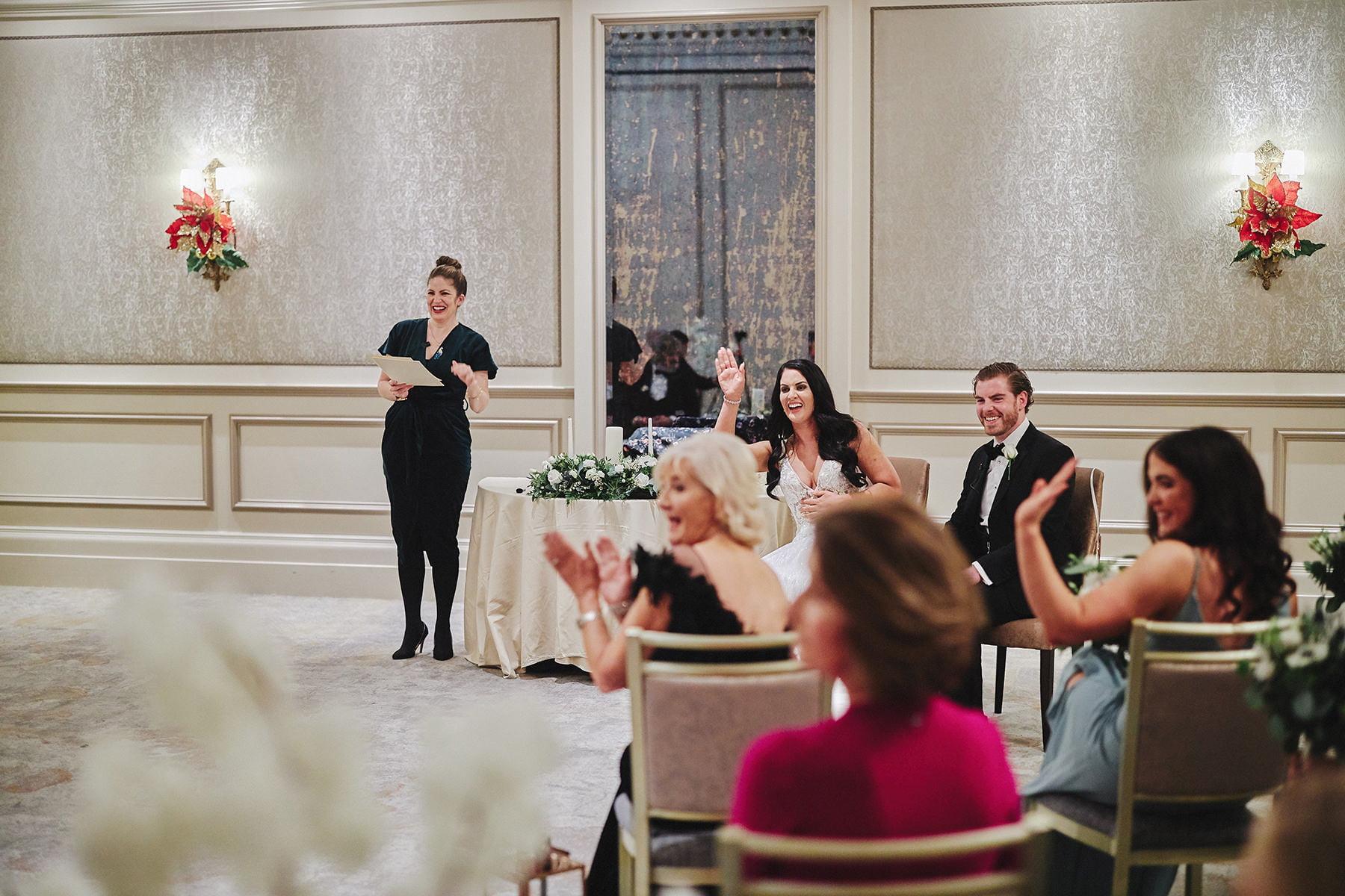 POWERSCOURT HOTEL RESORT INTIMATE WEDDING 42