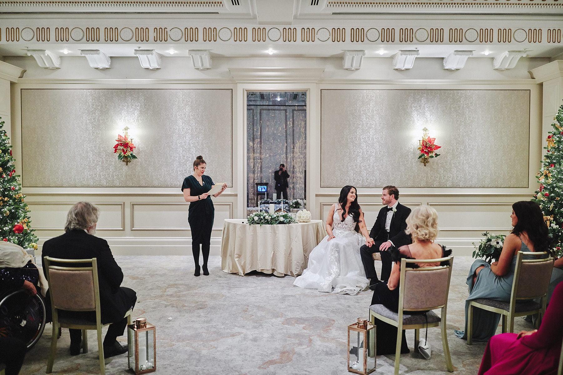 POWERSCOURT HOTEL RESORT INTIMATE WEDDING 43