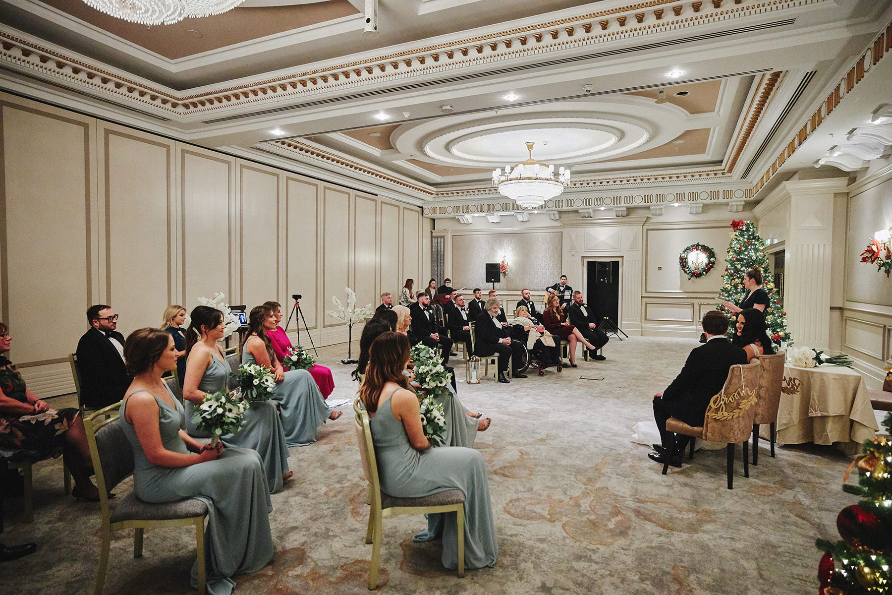 POWERSCOURT HOTEL RESORT INTIMATE WEDDING 45