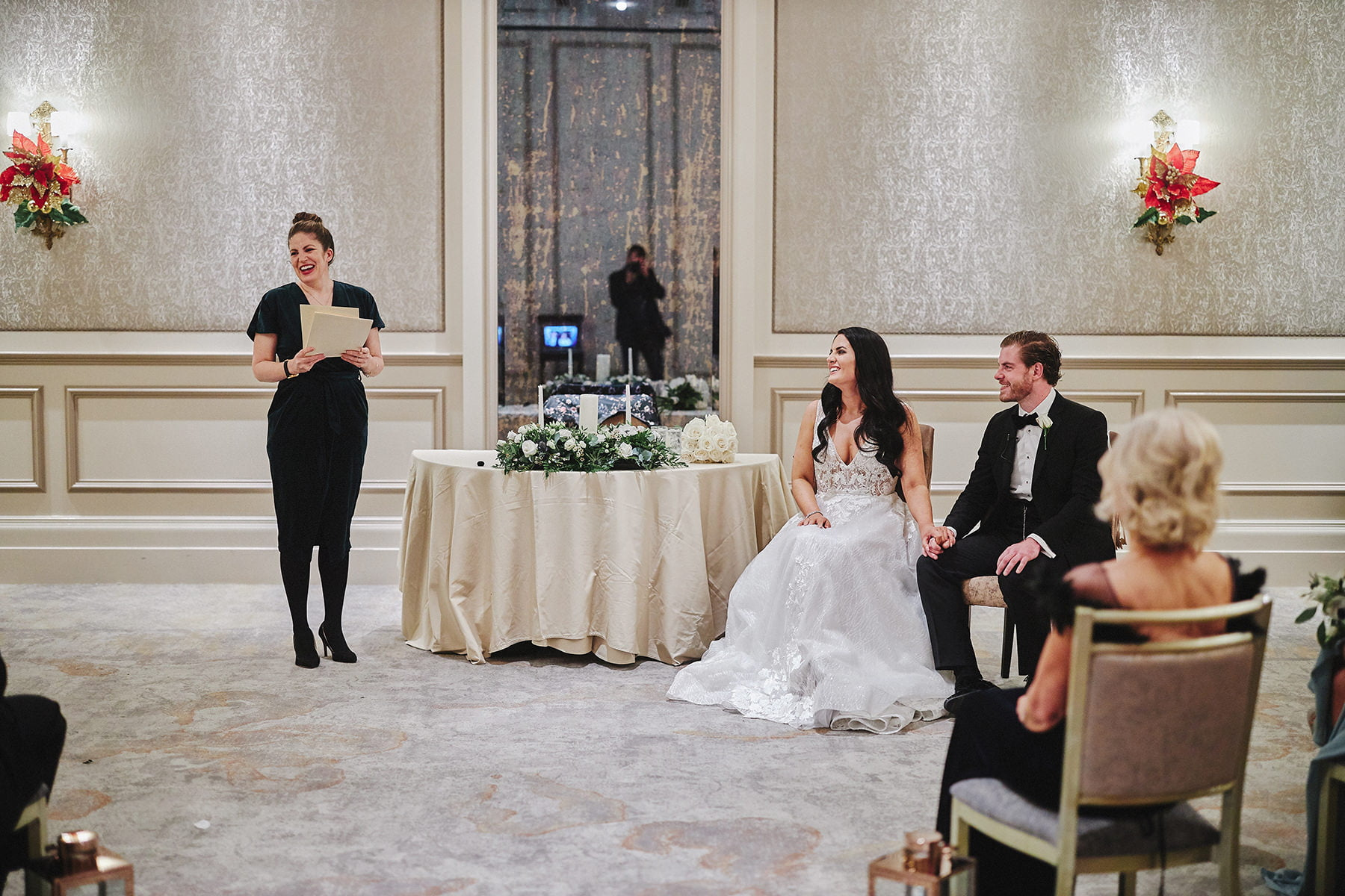 POWERSCOURT HOTEL RESORT INTIMATE WEDDING 46