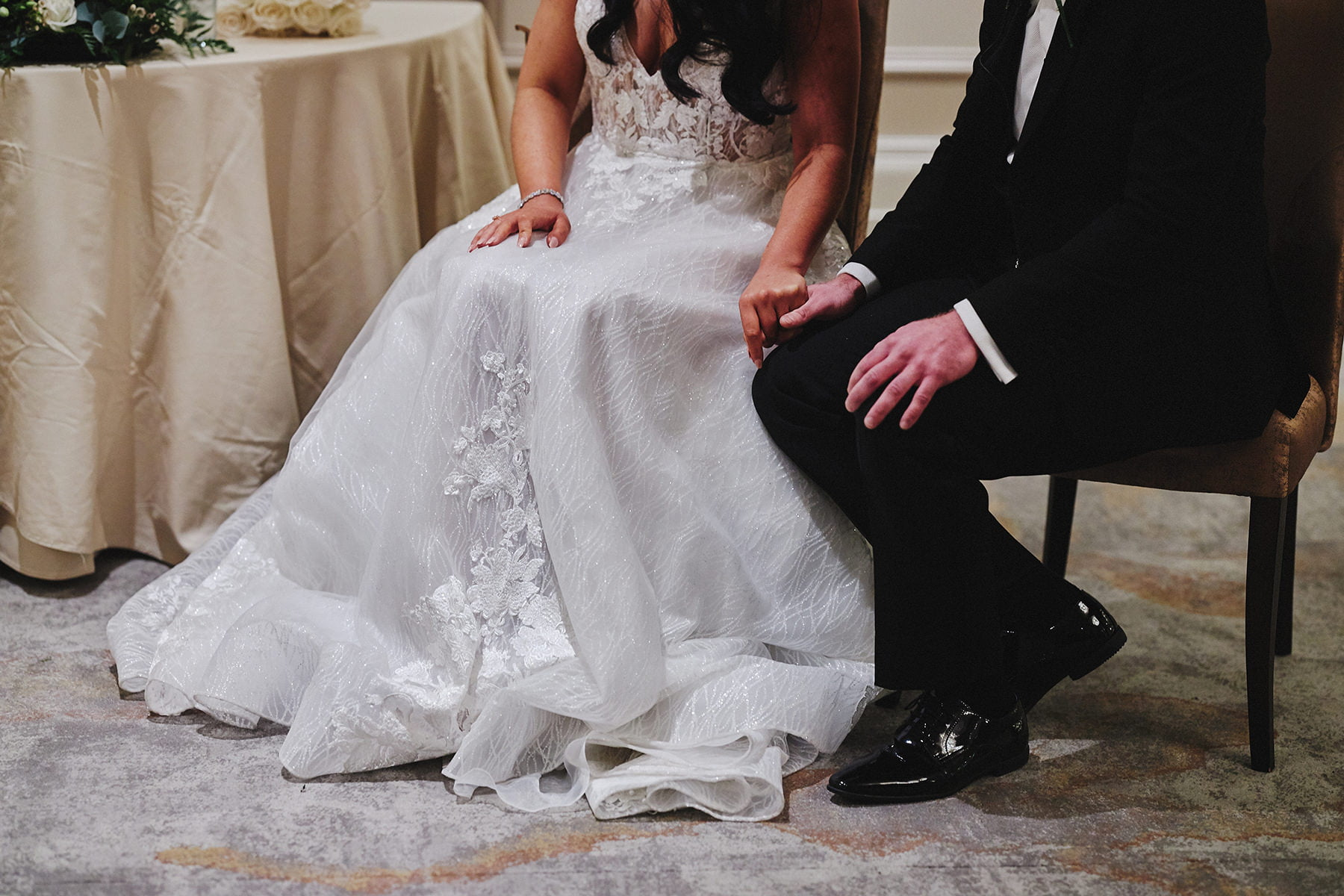 POWERSCOURT HOTEL RESORT INTIMATE WEDDING 48