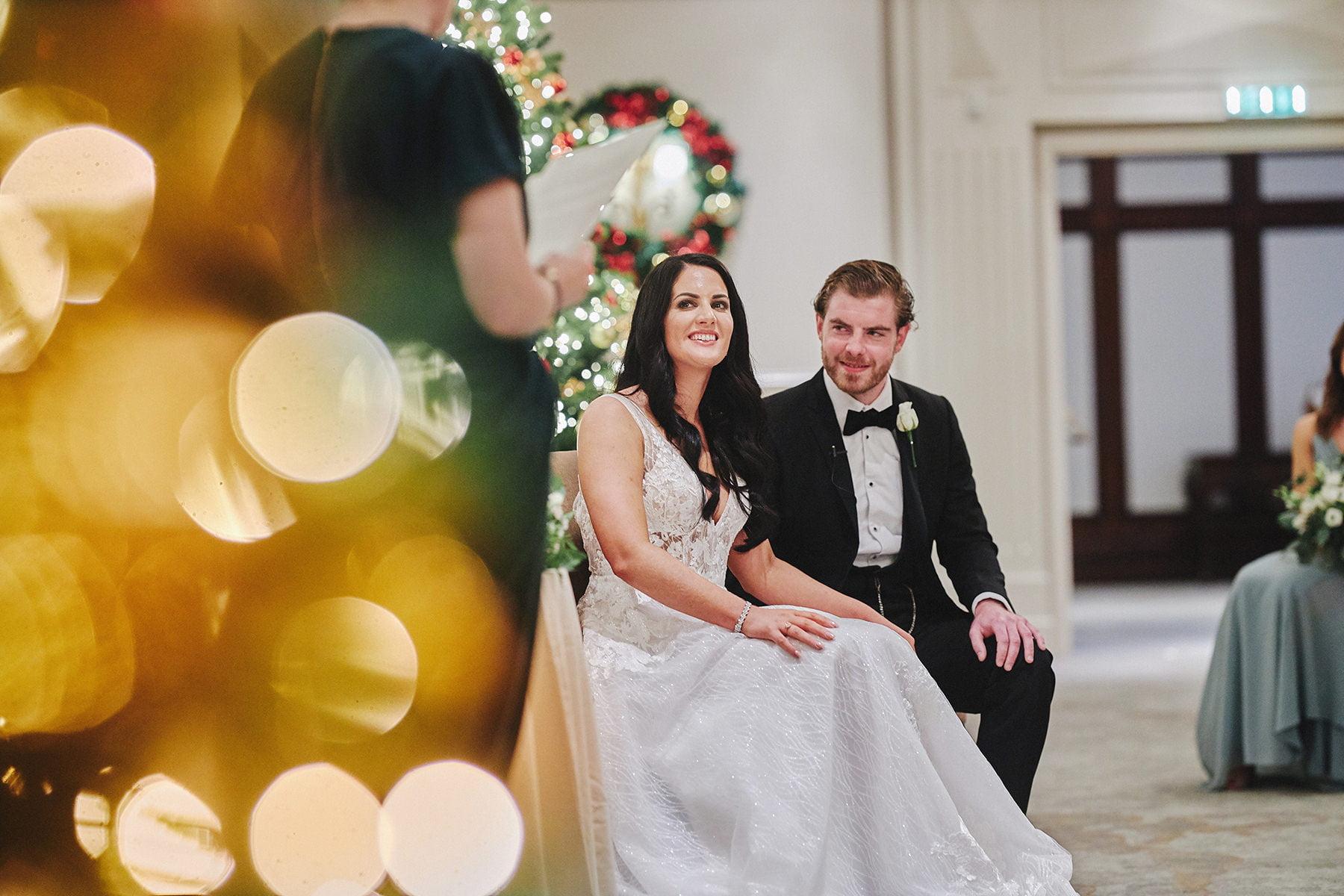 POWERSCOURT HOTEL RESORT INTIMATE WEDDING 50
