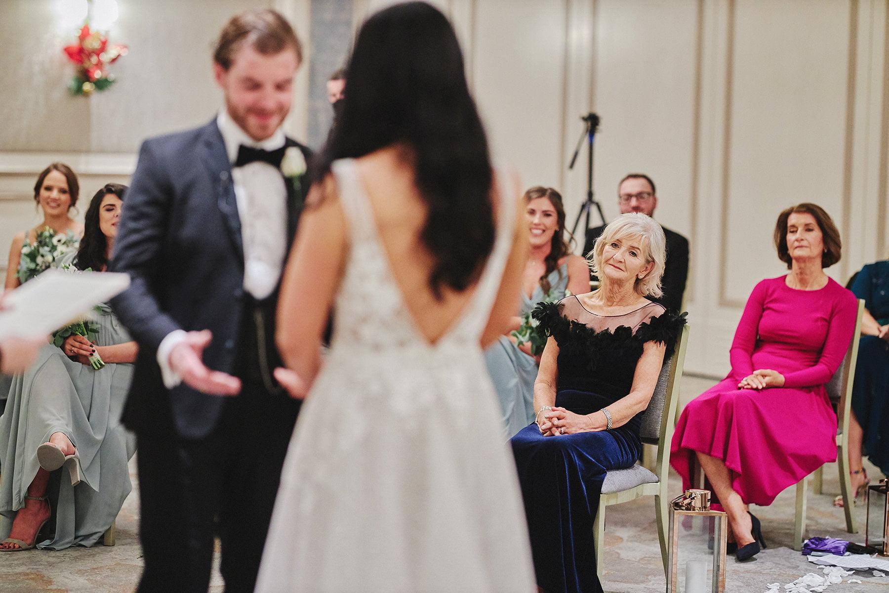 POWERSCOURT HOTEL RESORT INTIMATE WEDDING 52