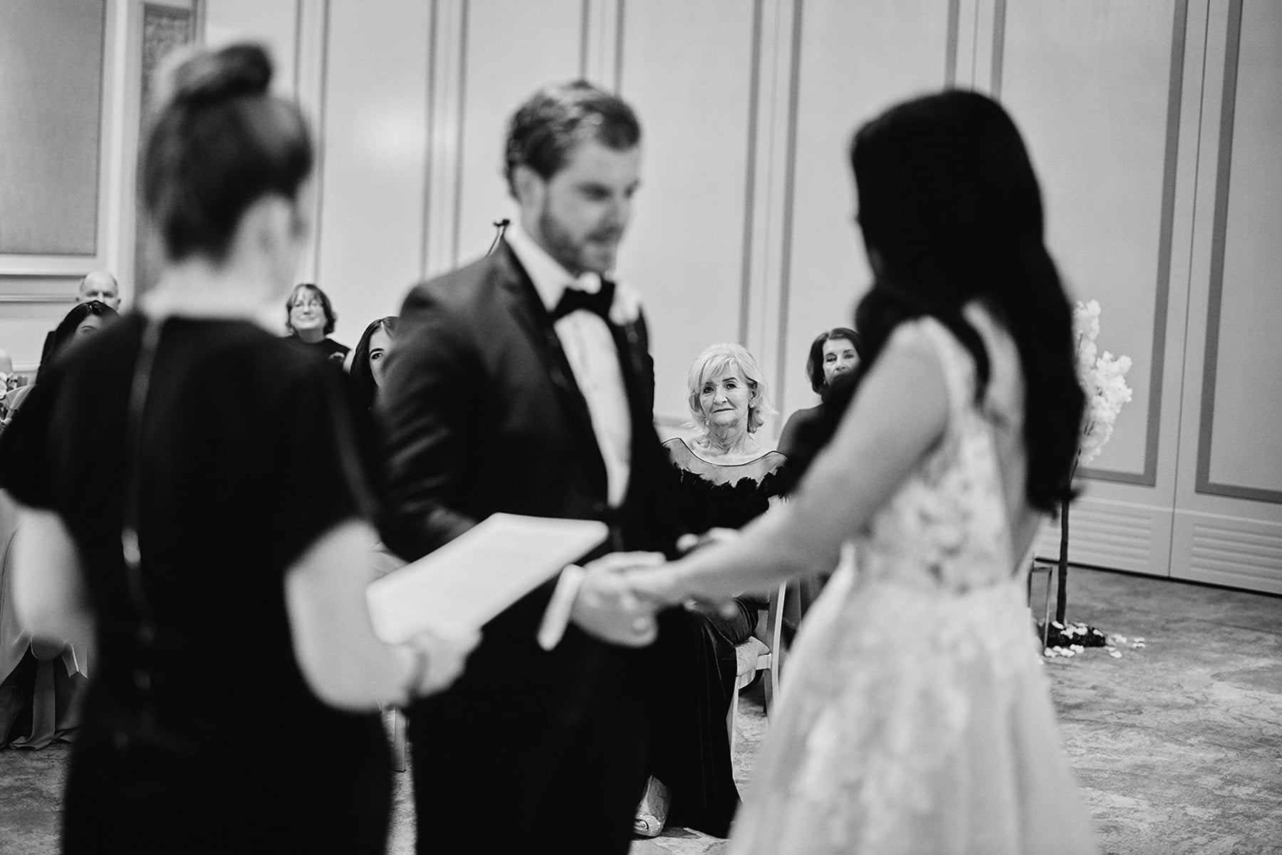 POWERSCOURT HOTEL RESORT INTIMATE WEDDING 55