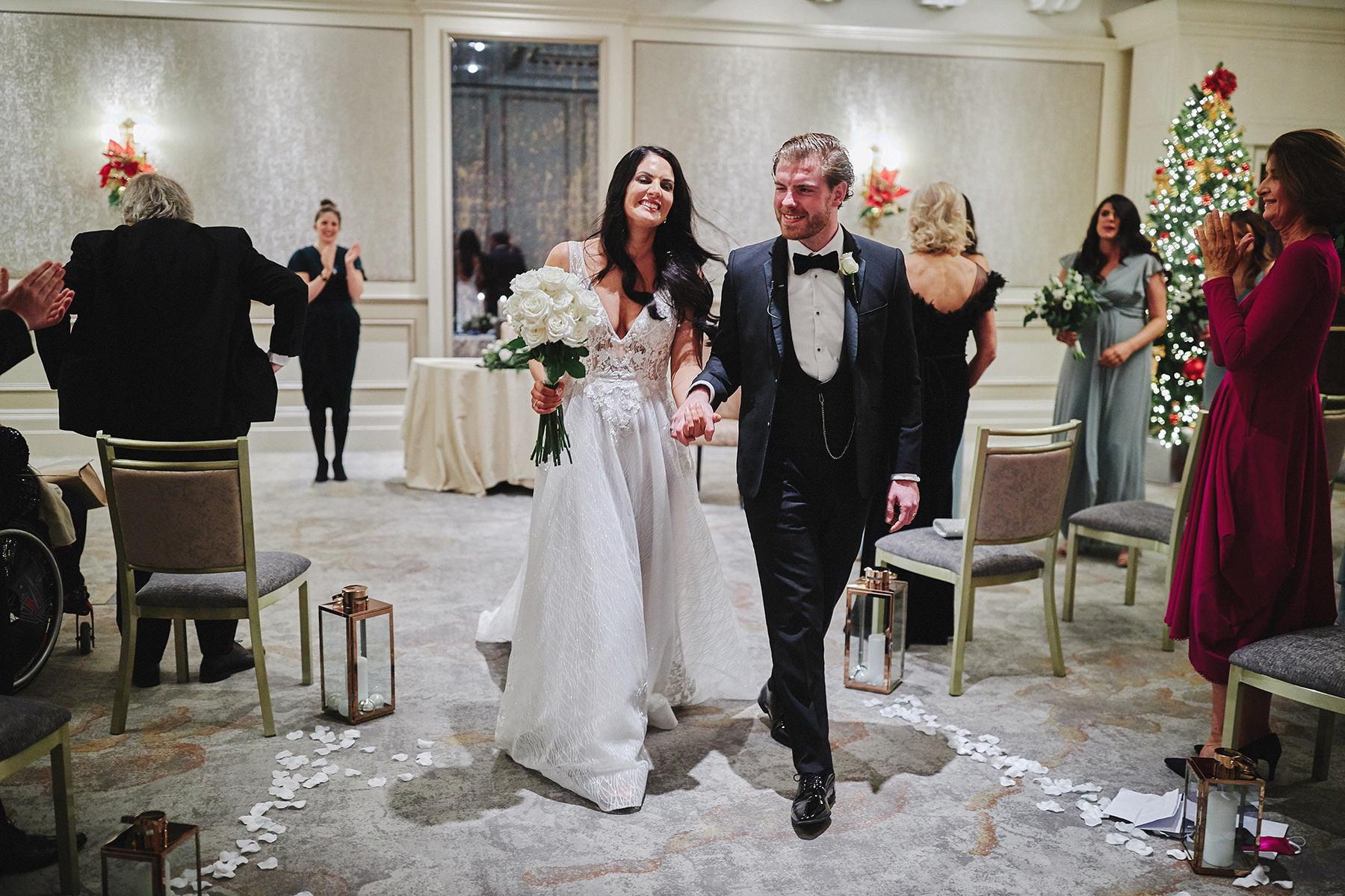 POWERSCOURT HOTEL RESORT INTIMATE WEDDING 61