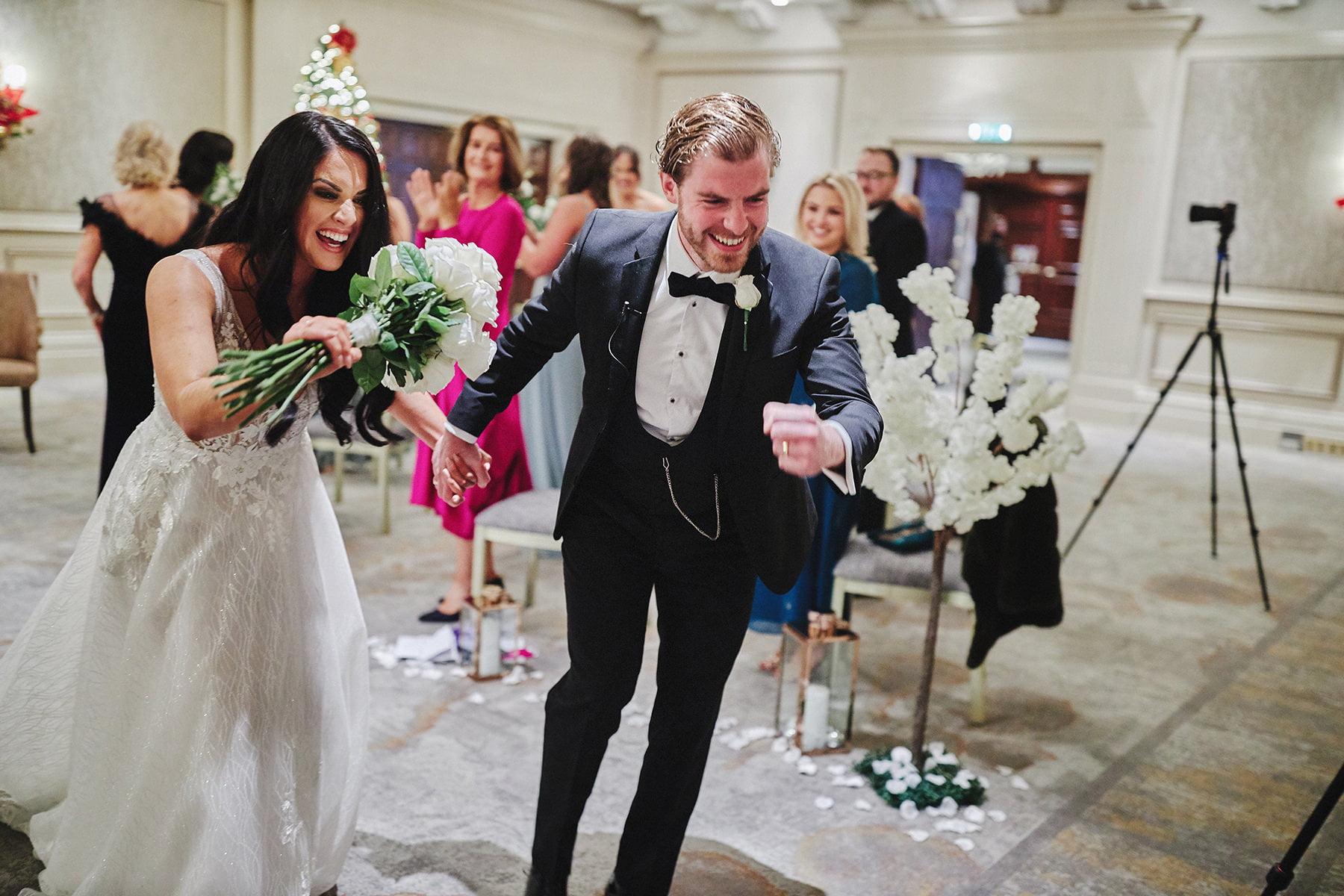 POWERSCOURT HOTEL RESORT INTIMATE WEDDING 63