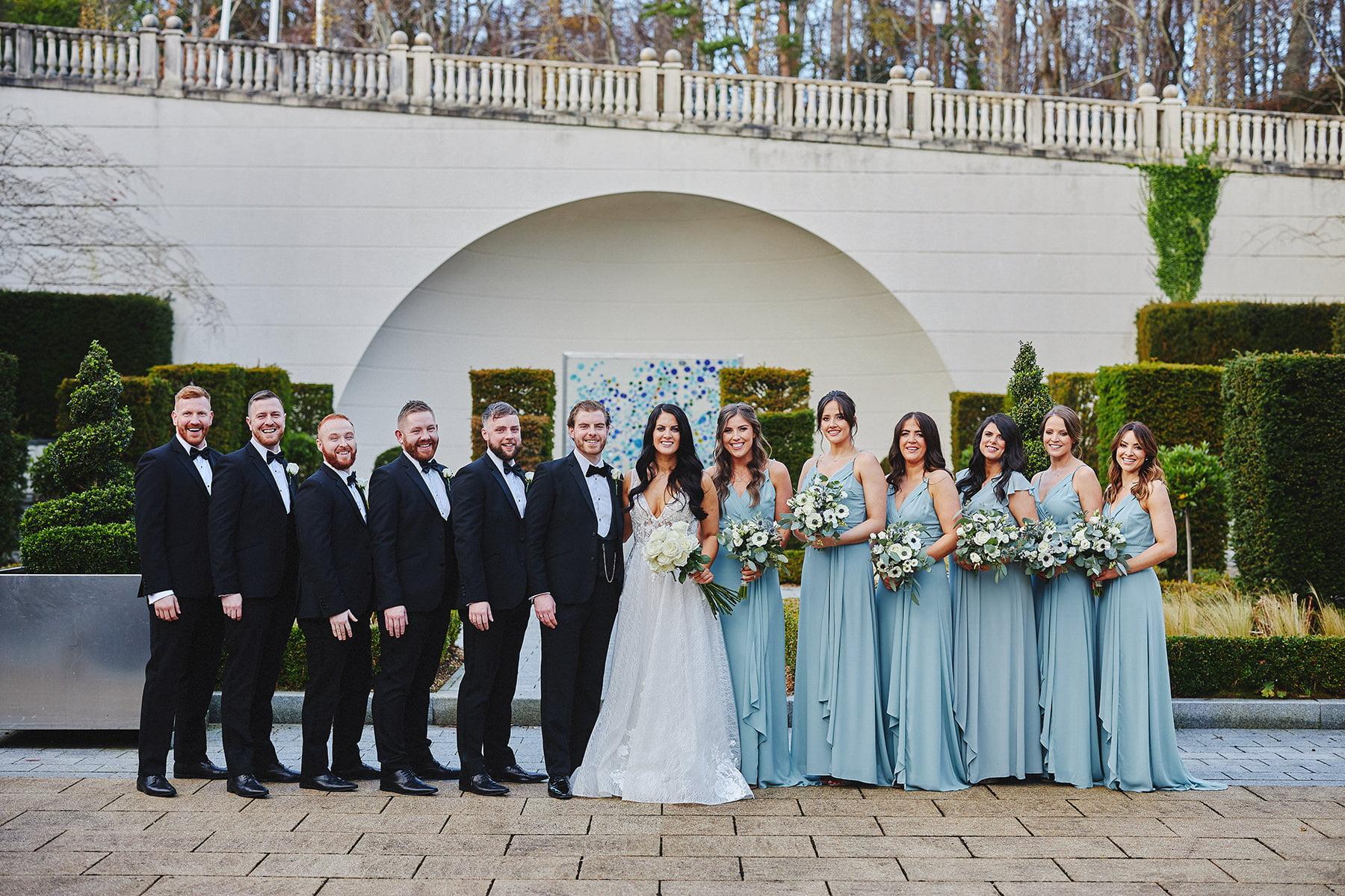 POWERSCOURT HOTEL RESORT INTIMATE WEDDING 65