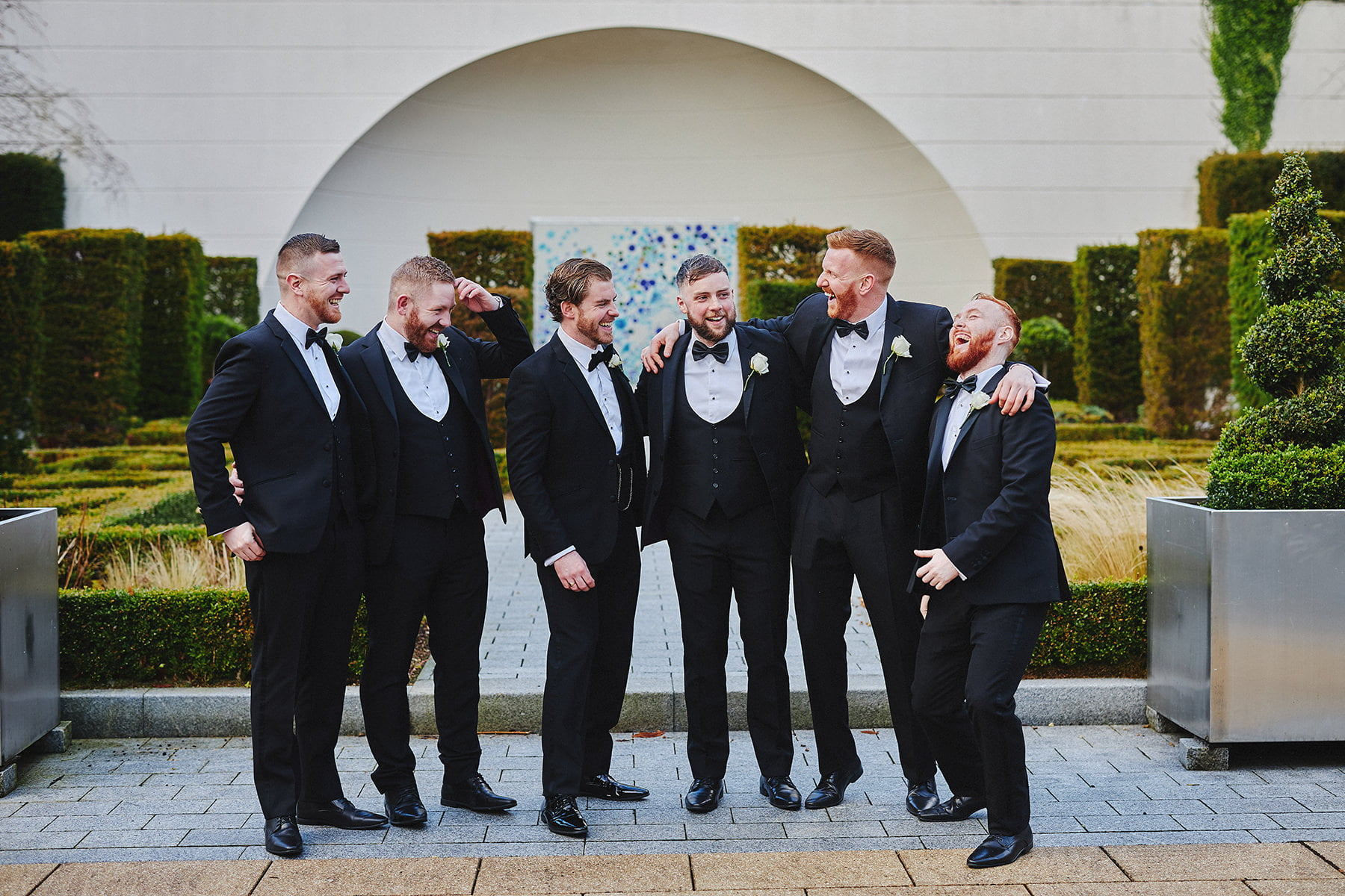 POWERSCOURT HOTEL RESORT INTIMATE WEDDING 69