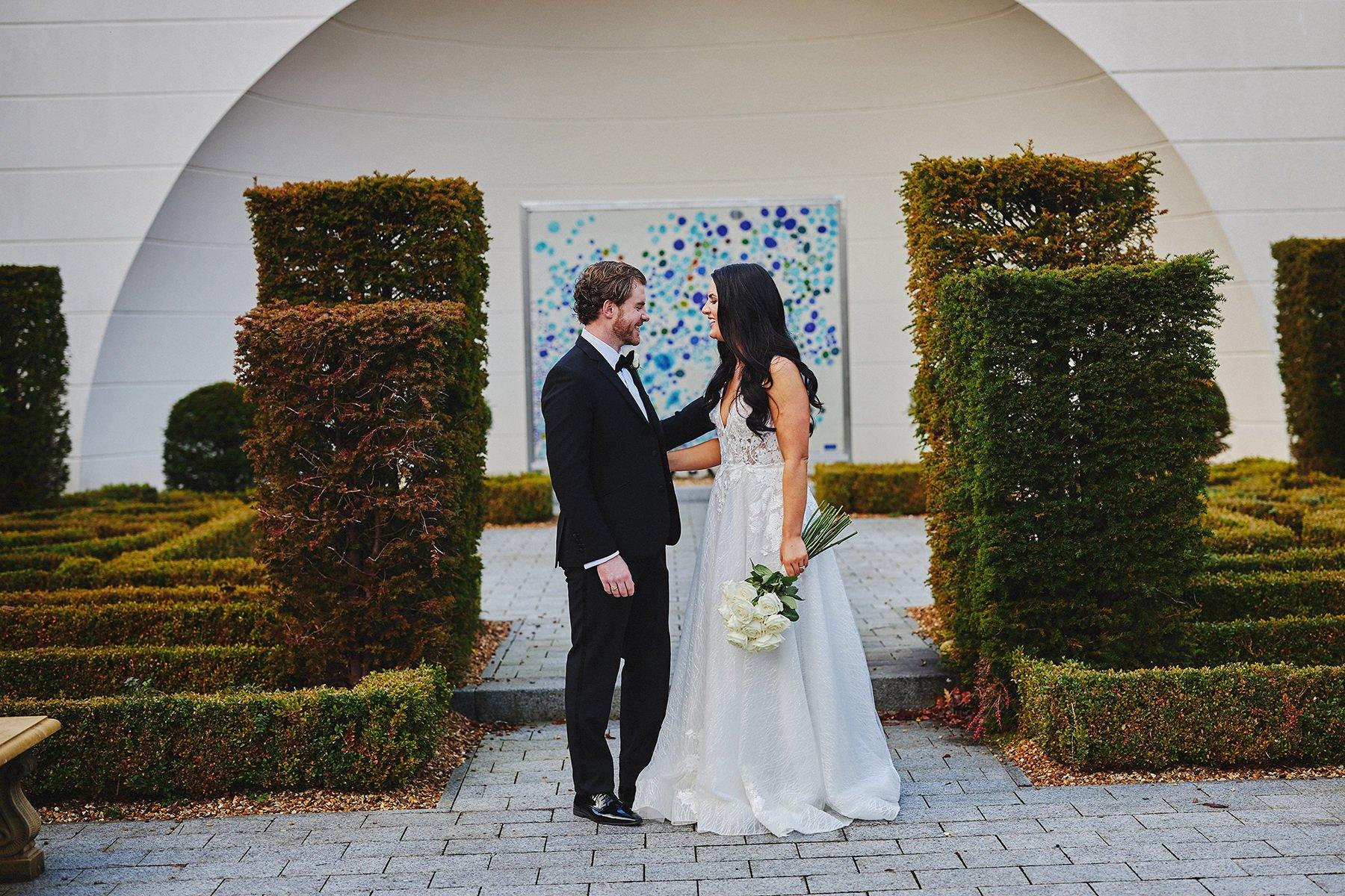 POWERSCOURT HOTEL RESORT INTIMATE WEDDING 70