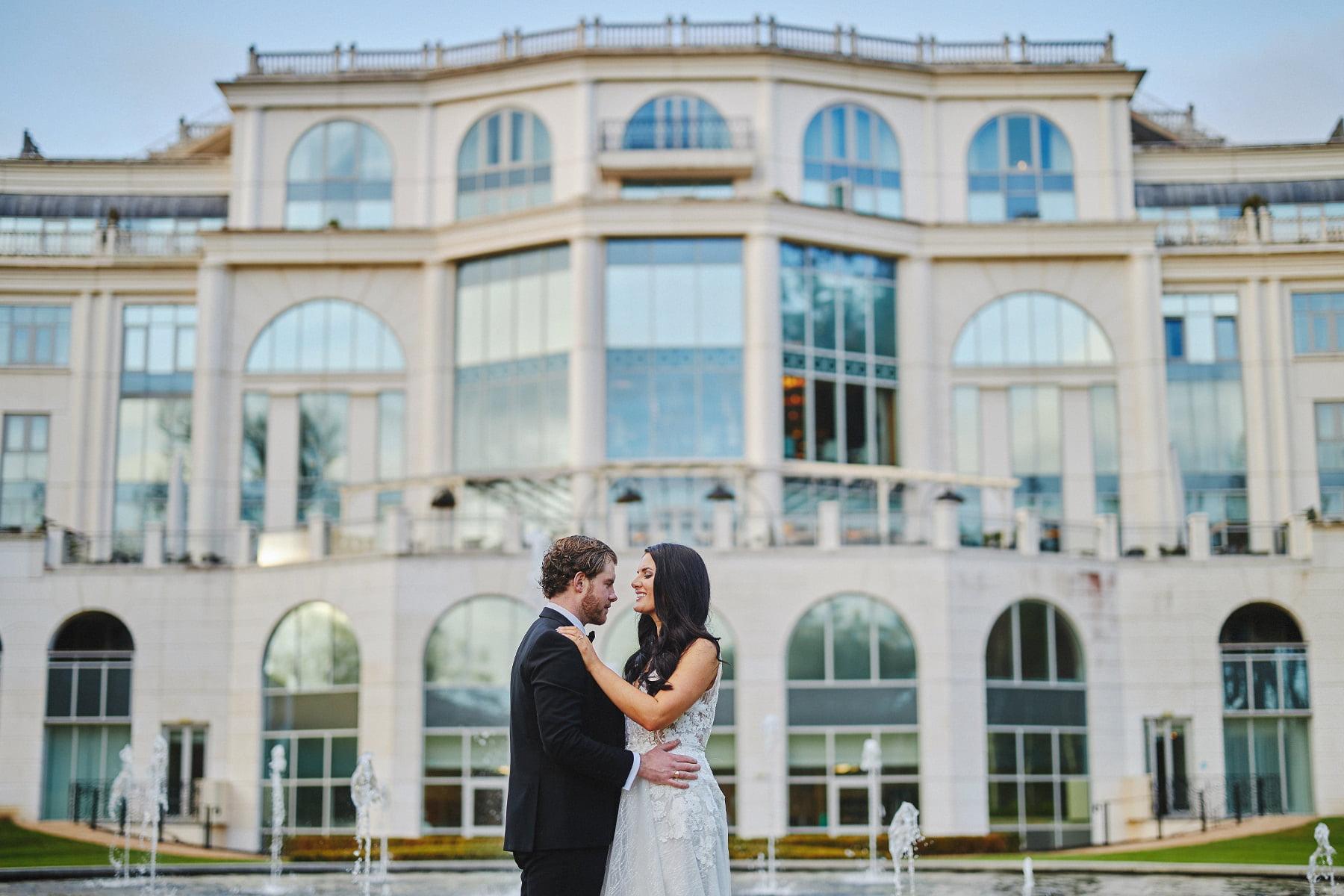 POWERSCOURT HOTEL RESORT INTIMATE WEDDING 73