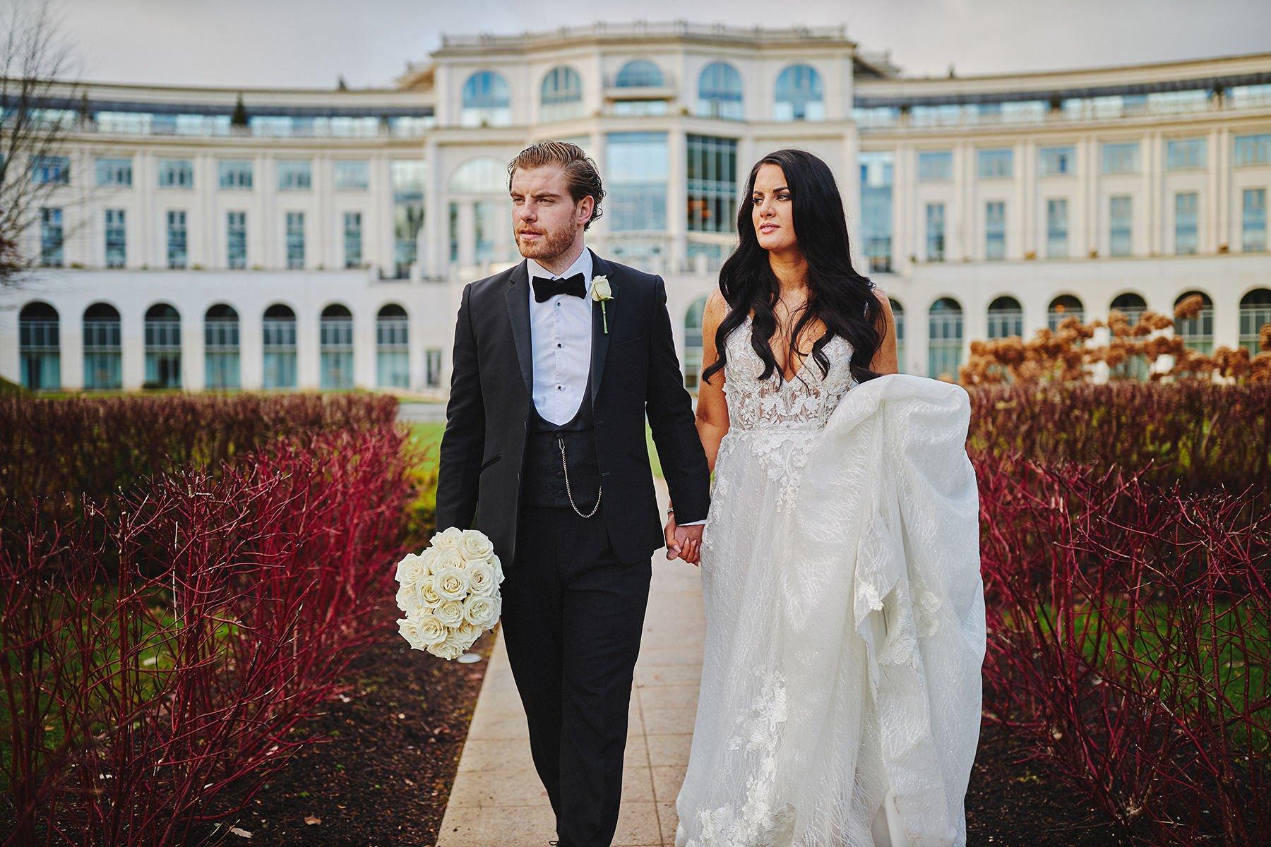 POWERSCOURT HOTEL RESORT INTIMATE WEDDING 77