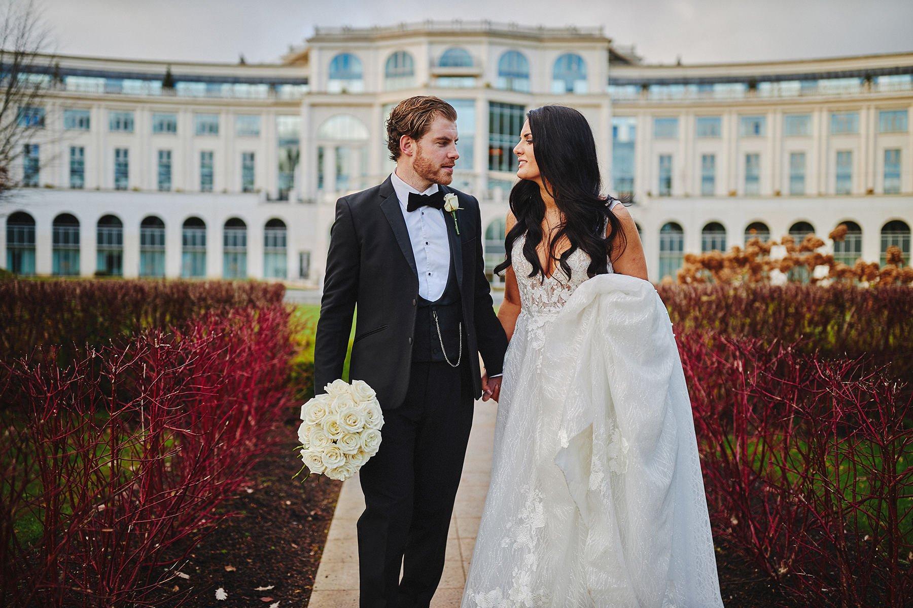 POWERSCOURT HOTEL RESORT INTIMATE WEDDING 78