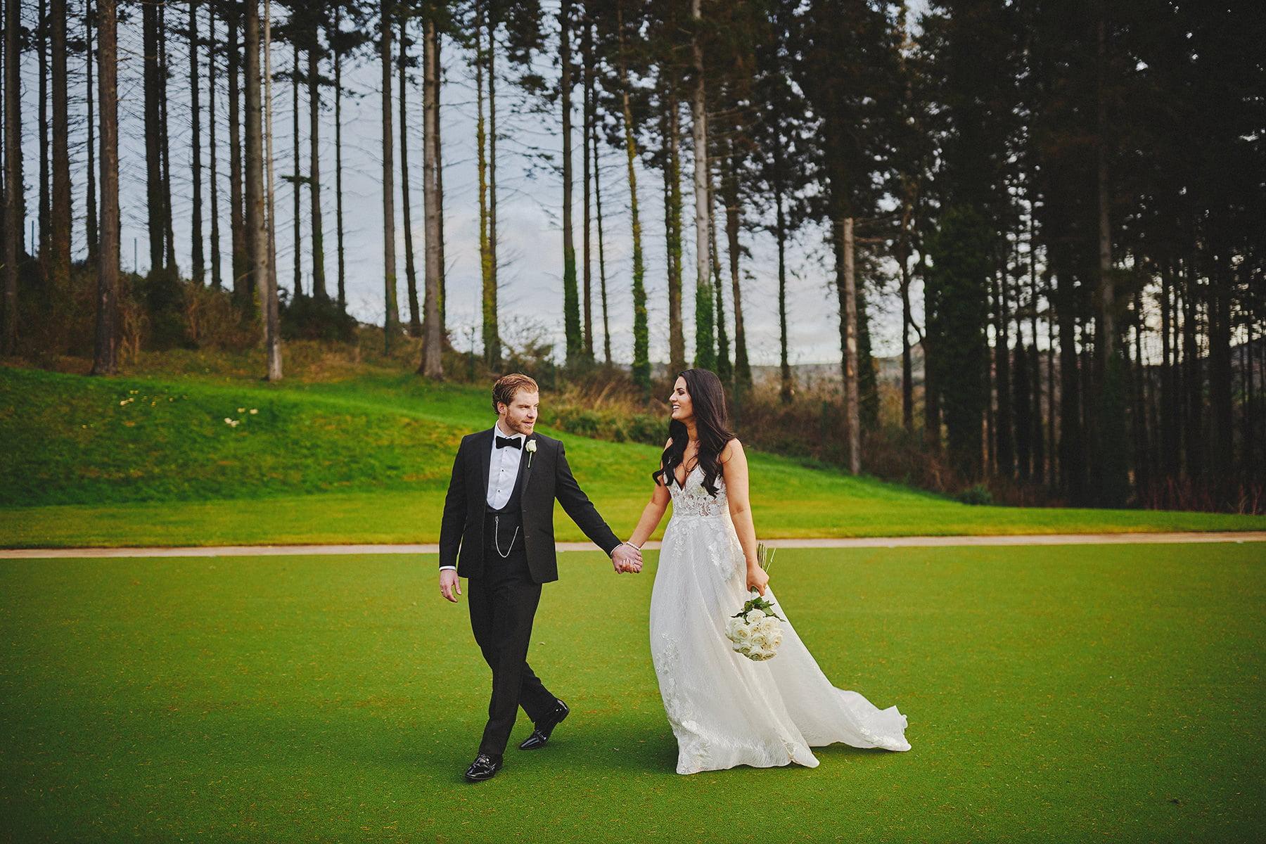 POWERSCOURT HOTEL RESORT INTIMATE WEDDING 80