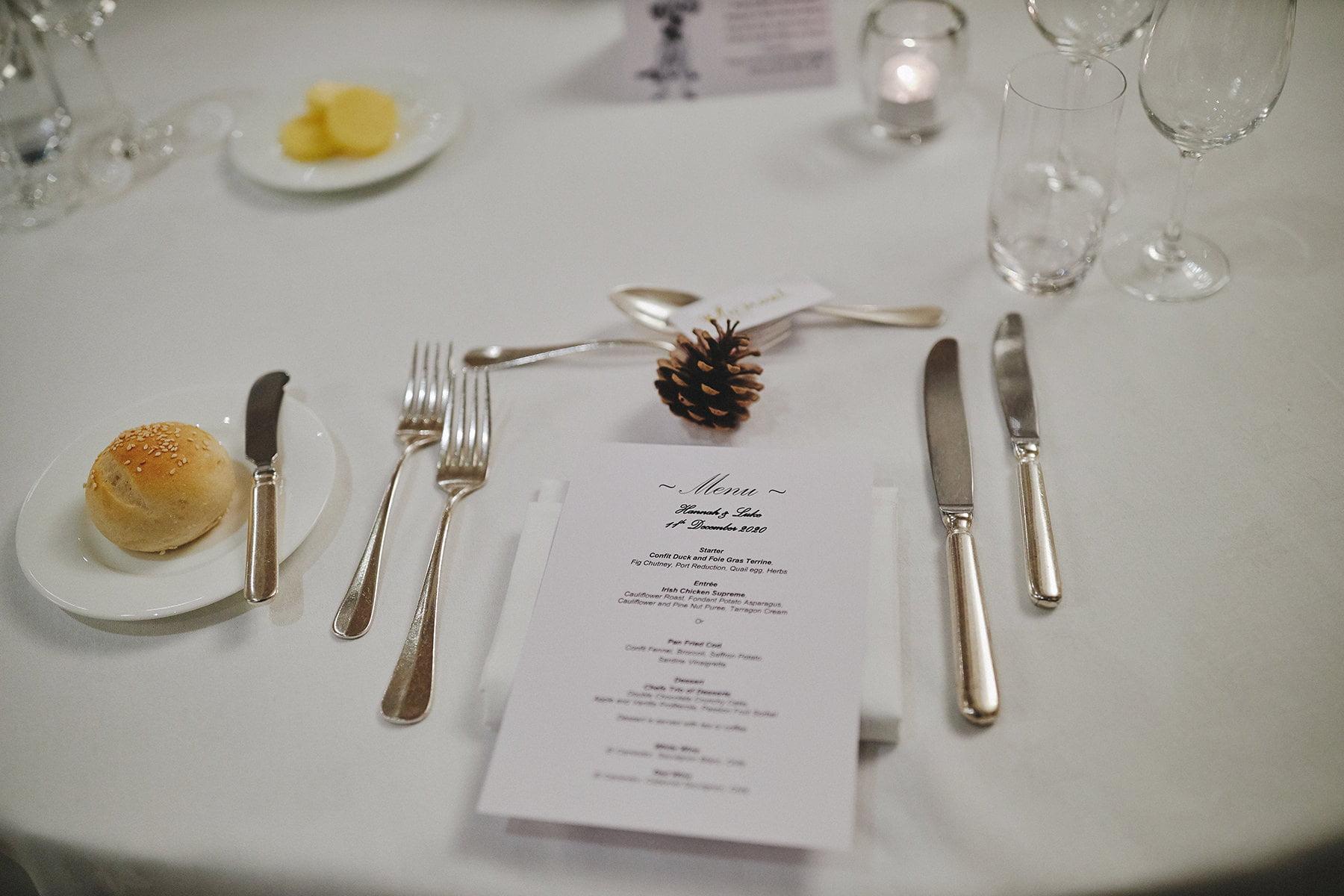 POWERSCOURT HOTEL RESORT INTIMATE WEDDING 84