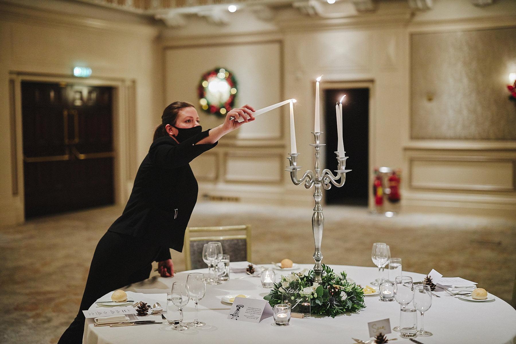 POWERSCOURT HOTEL RESORT INTIMATE WEDDING 89