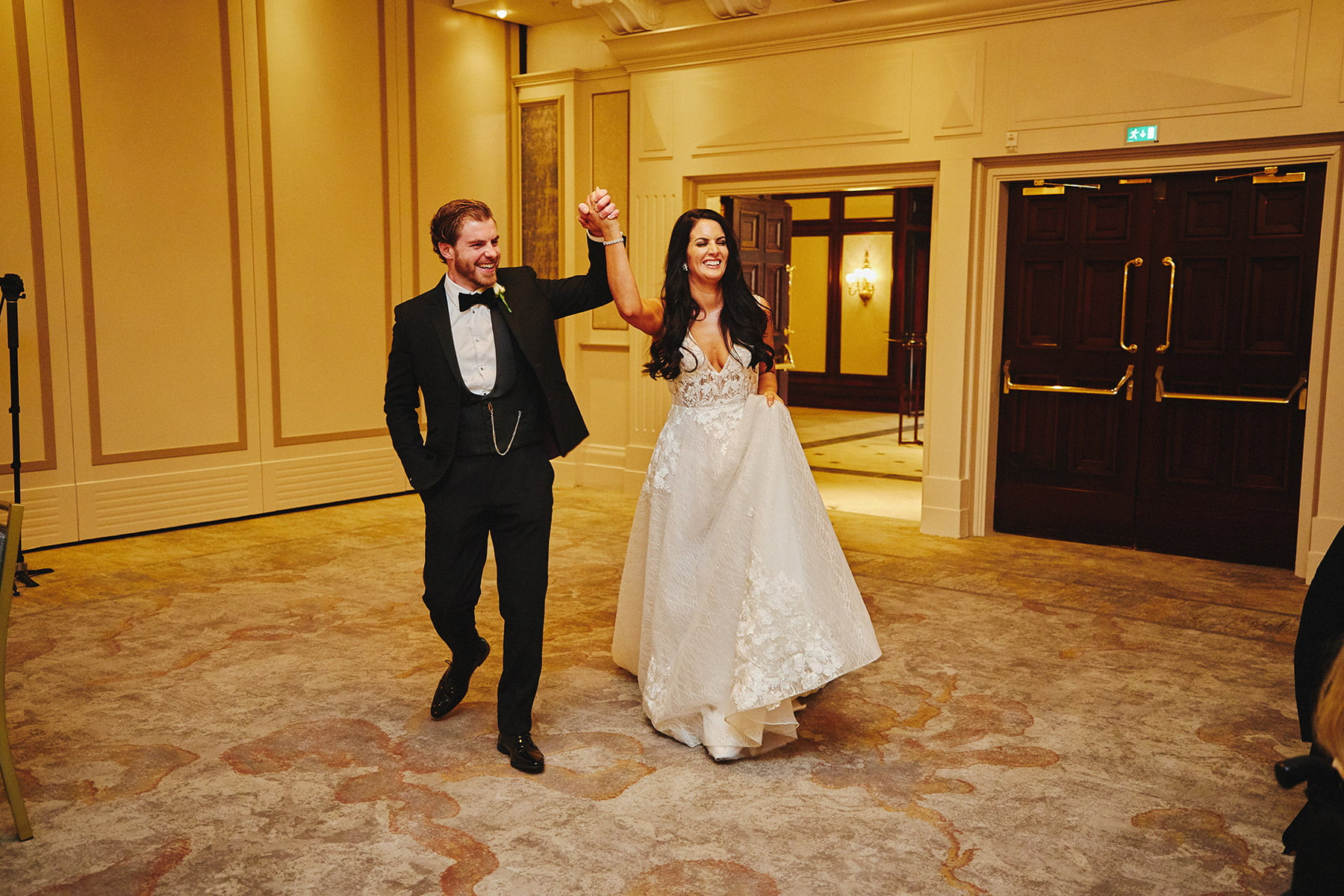 POWERSCOURT HOTEL RESORT INTIMATE WEDDING 91