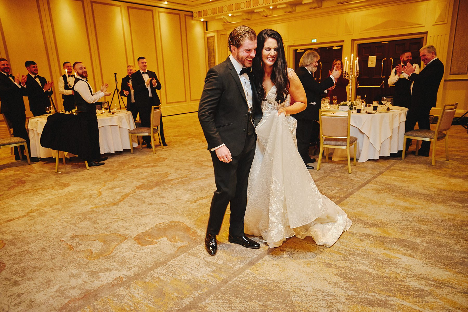 POWERSCOURT HOTEL RESORT INTIMATE WEDDING 92