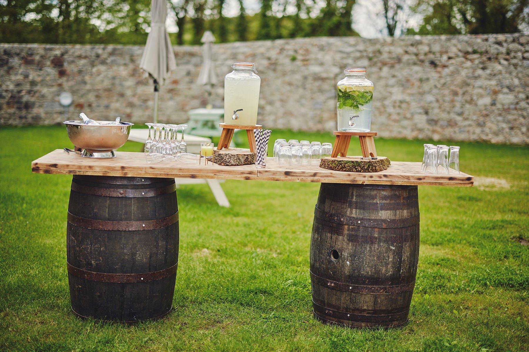 Wedding at Ballykealey House Barn 26